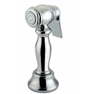 Elements Of Design Vintage Kitchen Faucet Sprayer Reviews Wayfair
