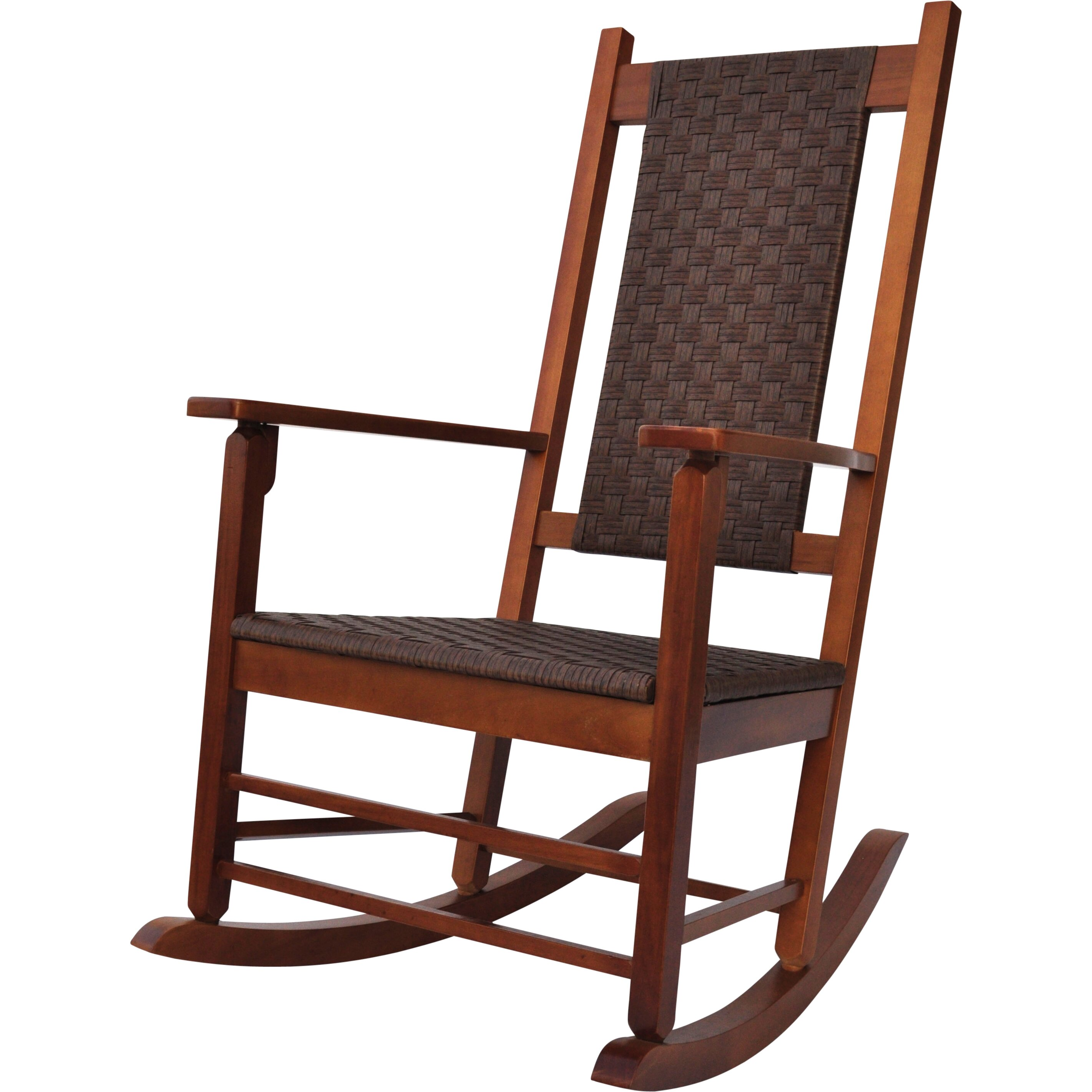 Amazing photo of Outdoor Patio Furniture Wood Patio Rocking Chairs Shine Company  with #995732 color and 2842x2842 pixels