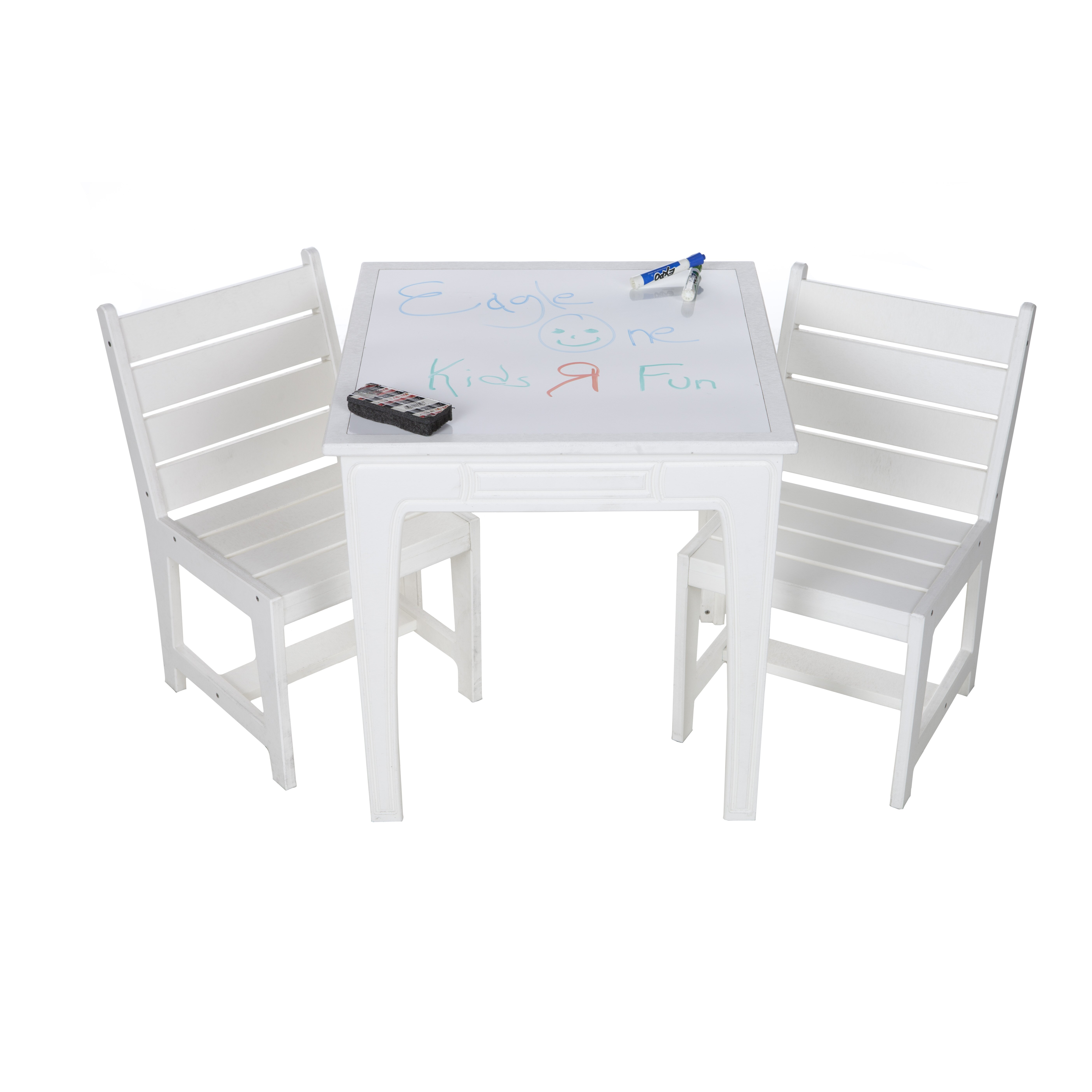kids writing table Shop for kids' desks & chairs in kids' furniture buy products such as kidkraft study desk with chair - white at walmart and save.