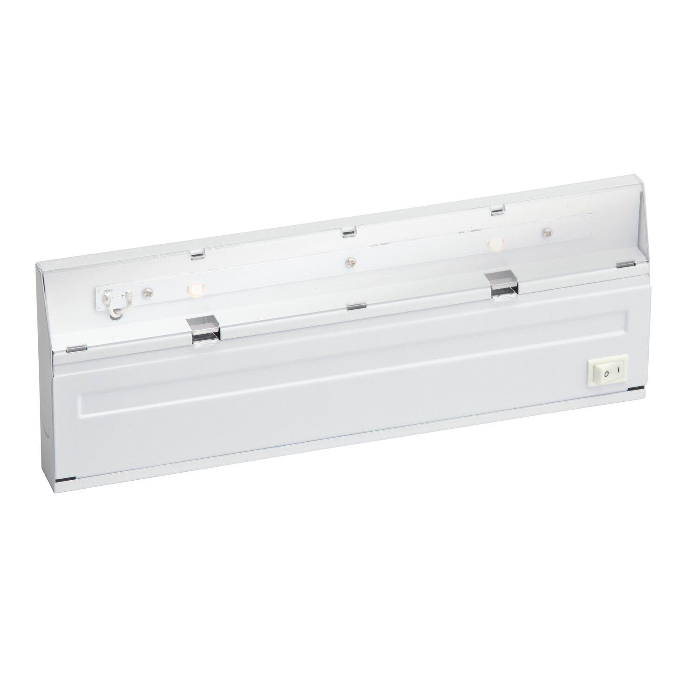 direct wire led under cabinet bar light by kichler. Black Bedroom Furniture Sets. Home Design Ideas