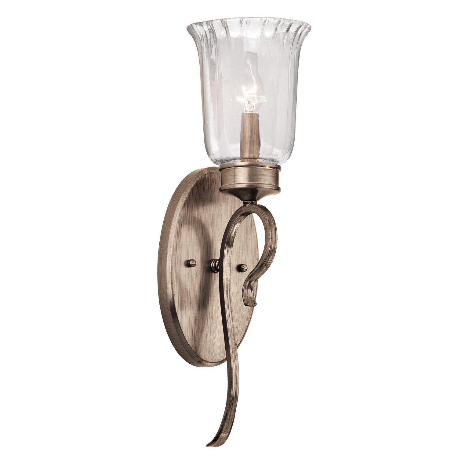 Malina 1 Light Wall Sconce Joss & Main