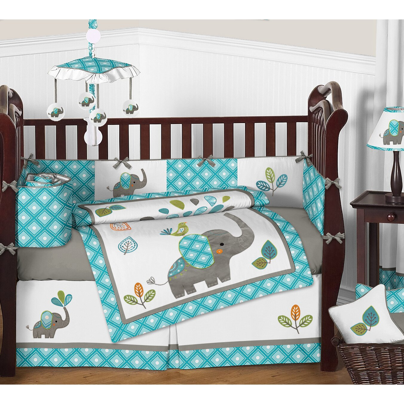 Image Result For Piece Girl Crib Bedding Sets