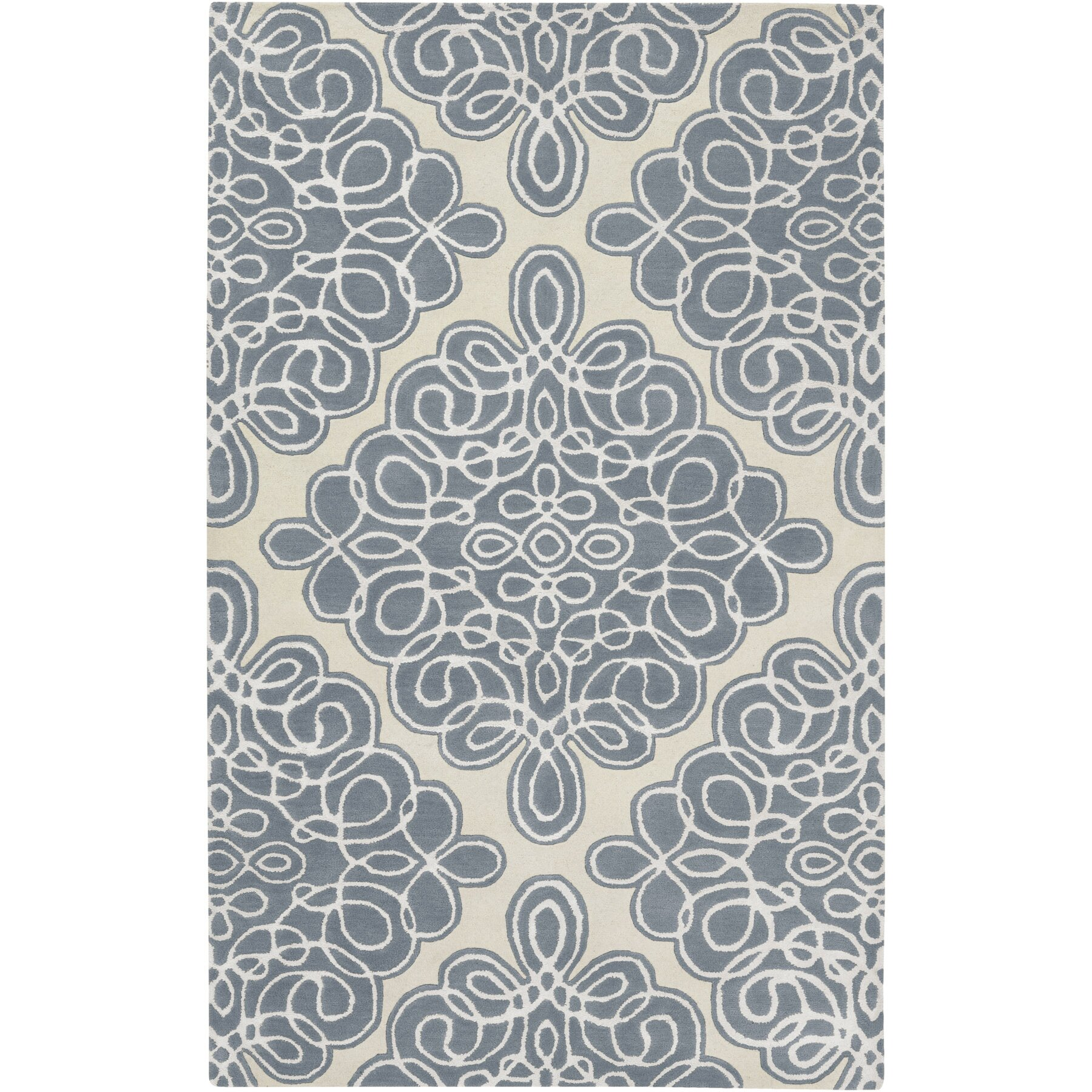 Candice olson modern classics cream area rug reviews for Candice olson area rugs