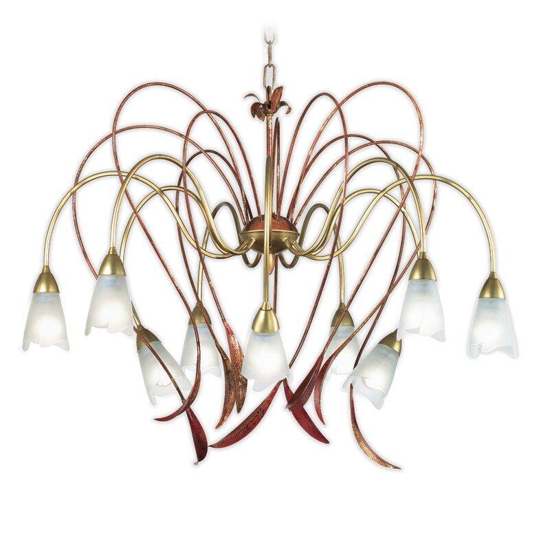 Zaneen Lighting Reggio 9 Light Chandelier Allmodern