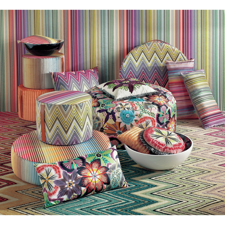 Missoni Home Throw: Missoni Home Passiflora Throw Pillow