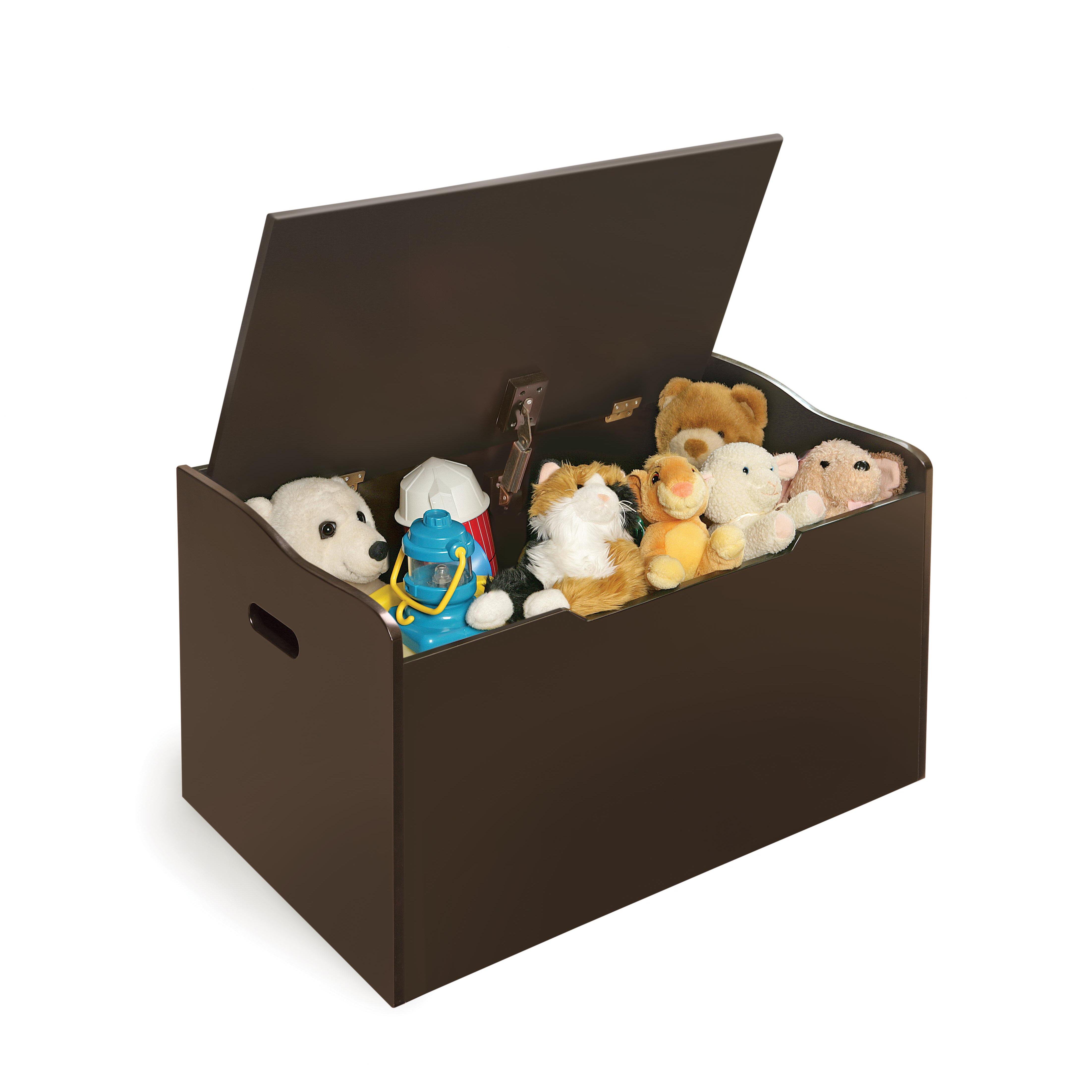 Badger Basket Bench Top Toy Box & Reviews | Wayfair