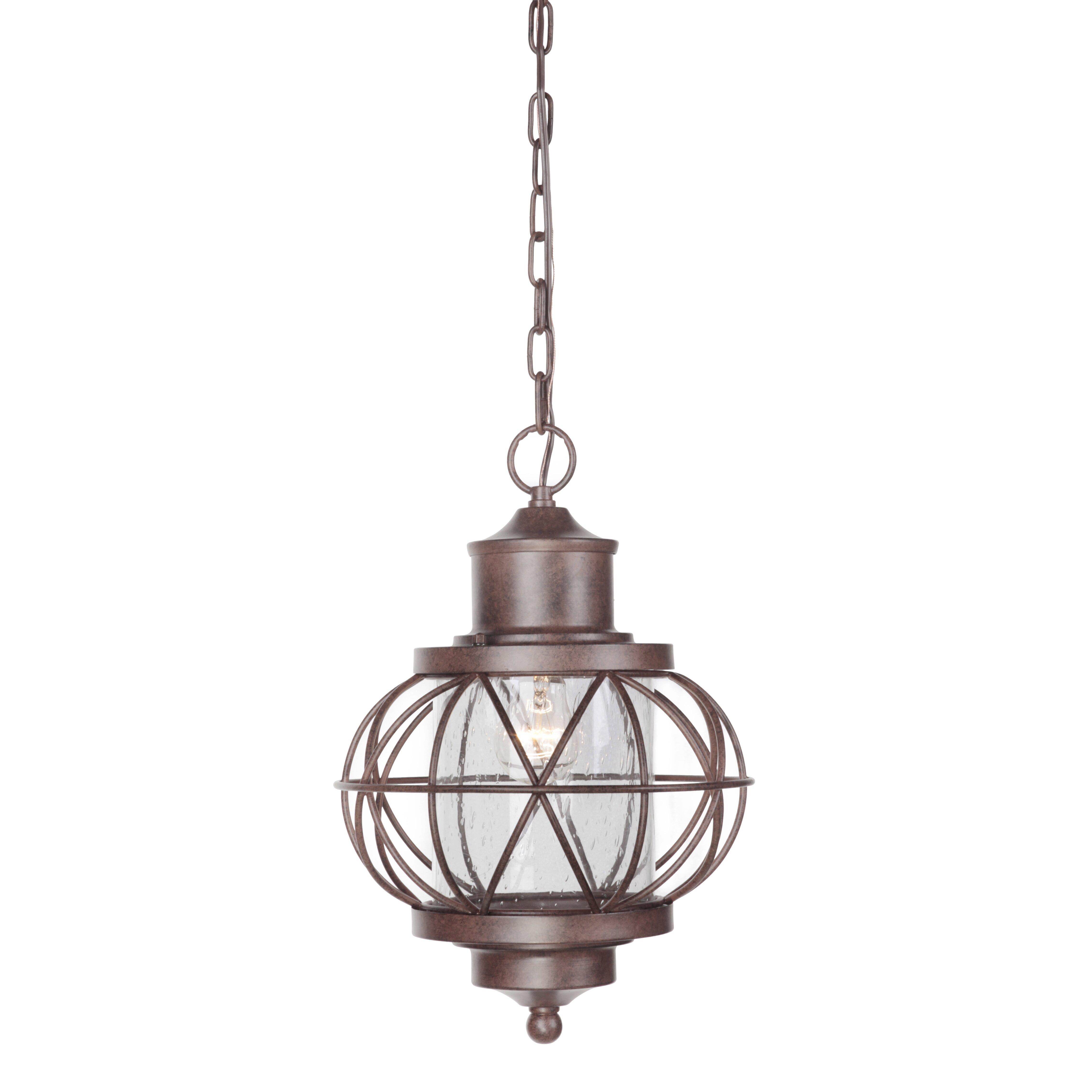 Wayfair Outdoor Hanging Lights: Revere 1 Light Outdoor Hanging Lantern