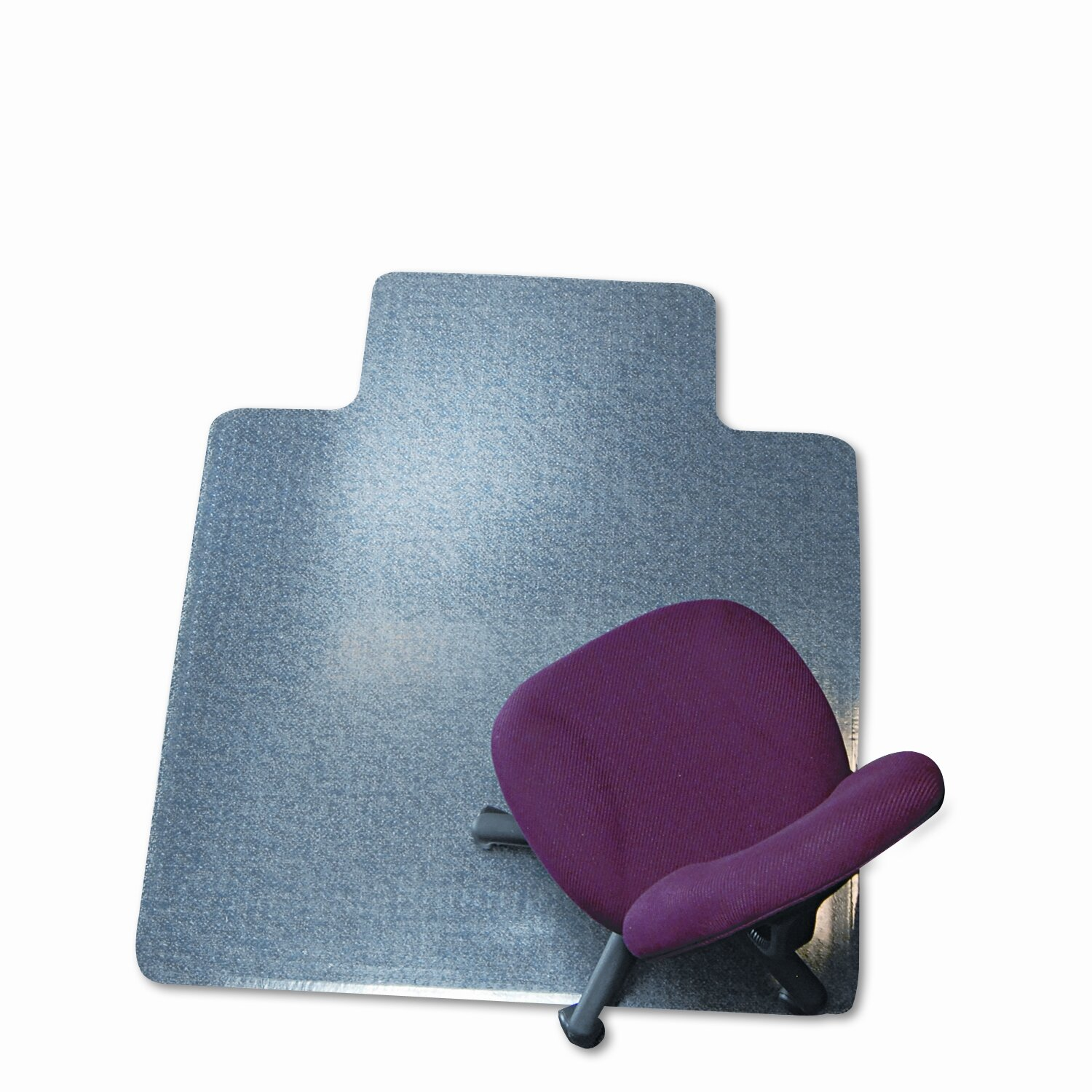 Es Robbins Anchormat High Pile Carpet Beveled Edge Chair Mat