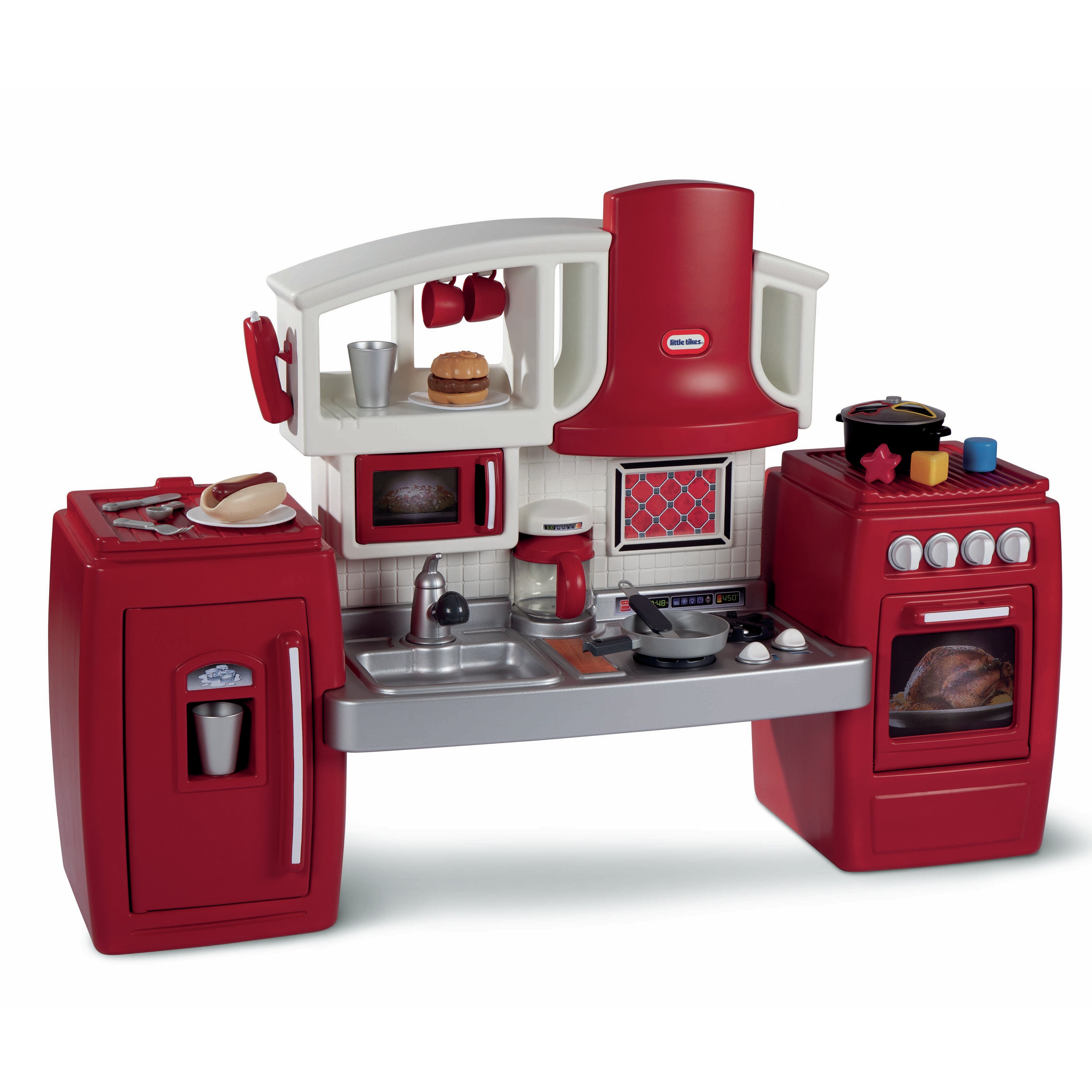 Little Tikes Cook N Grow Kitchen Amp Reviews Wayfair