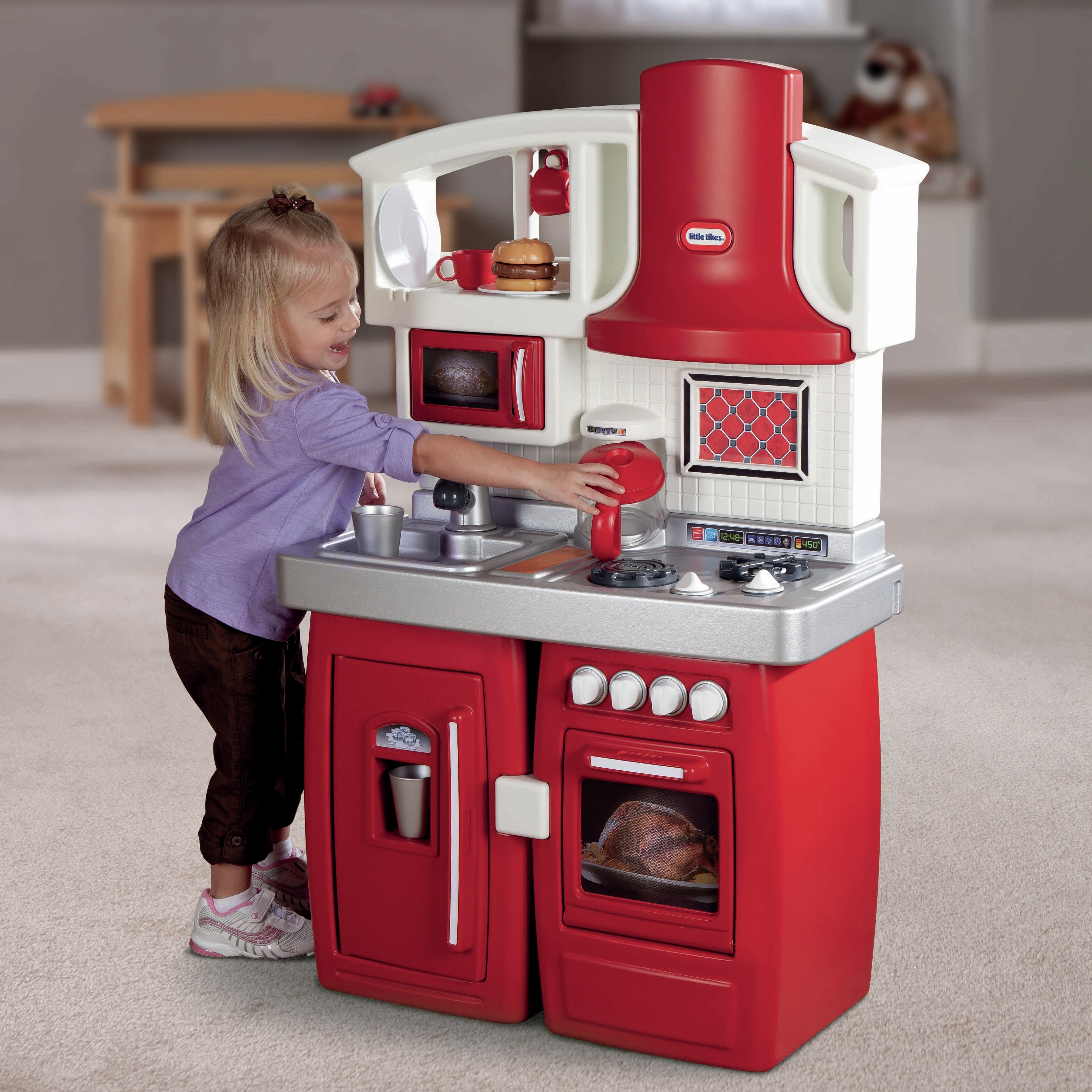 Little Tyke Kitchen Set: Little Tikes Cook 'n Grow Kitchen & Reviews