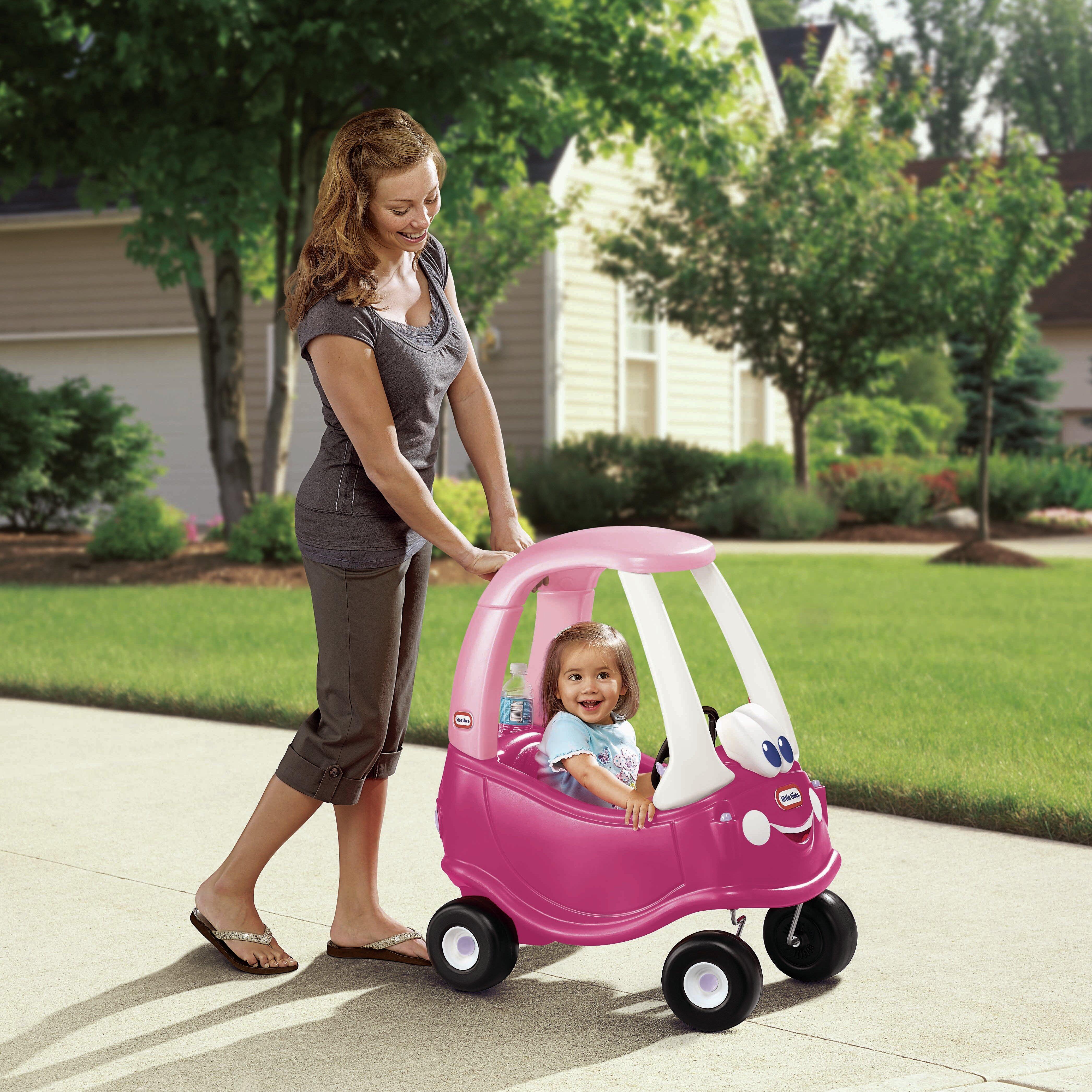 Princess Cozy Coupe Push Car Wayfair