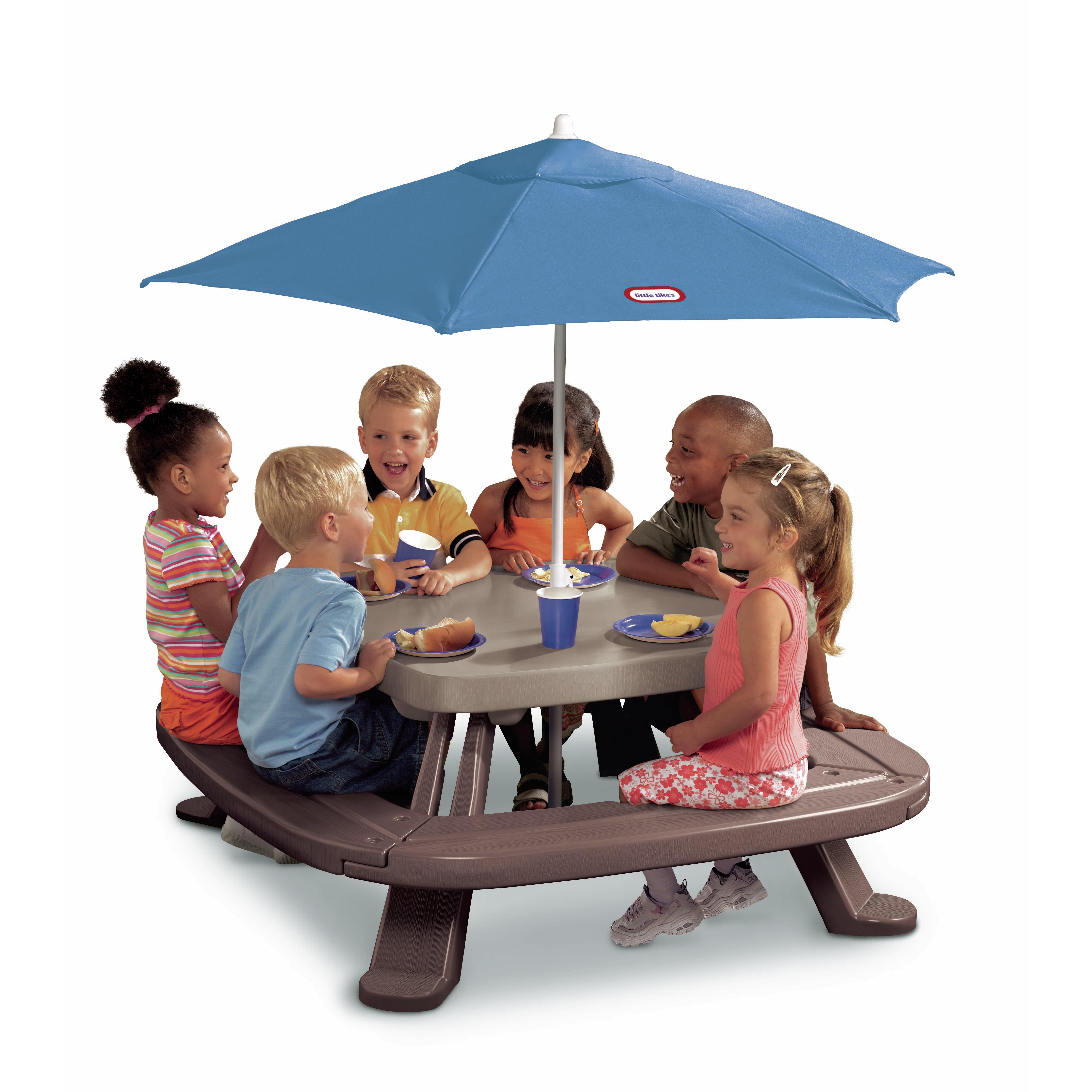 Little Tikes Endless Adventures Fold N Store Umbrella