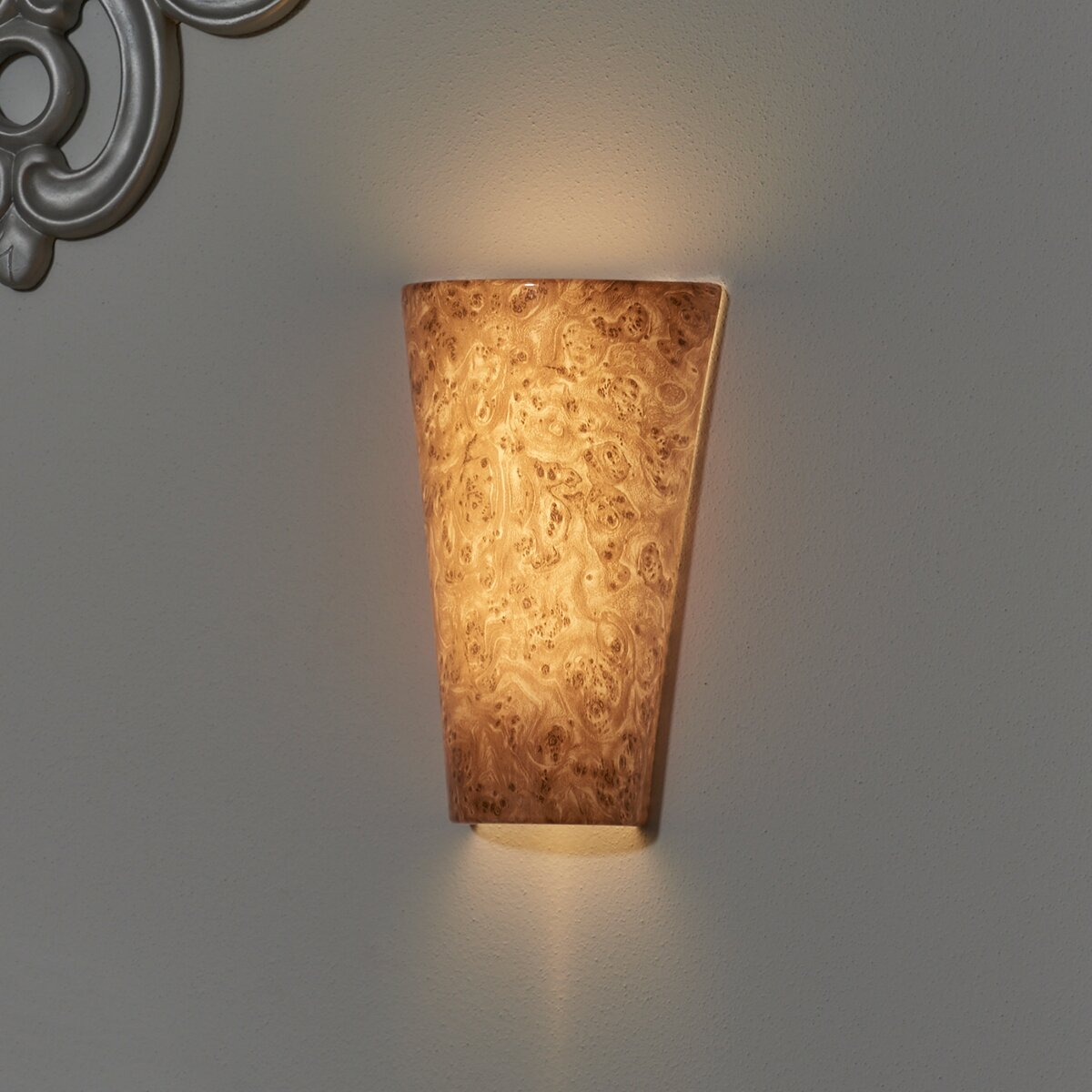 it 39 s exciting lighting vivid 1 light battery powered wall sconce