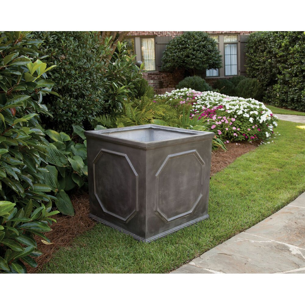 Square Planter Box Wayfair