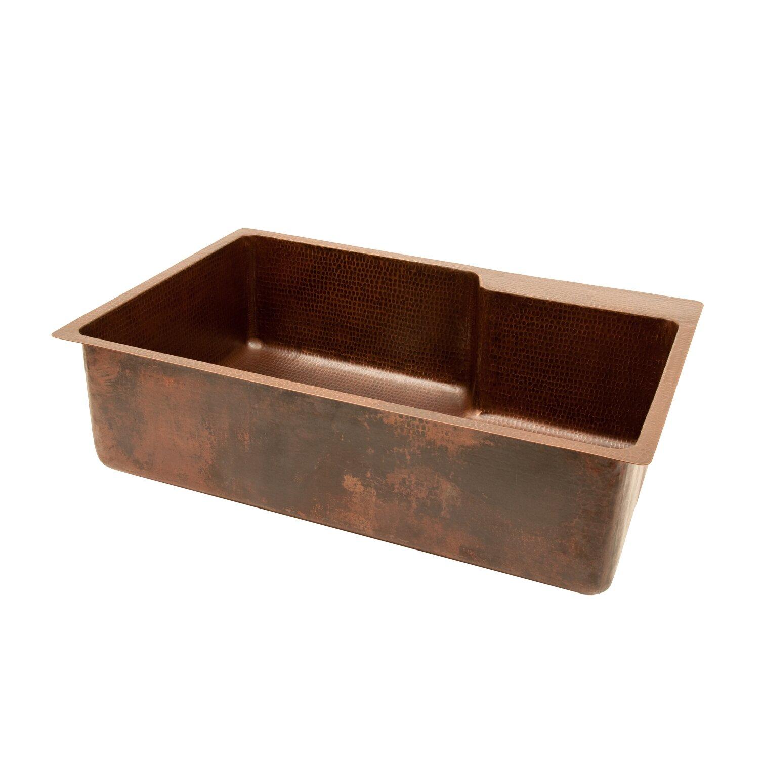 Kohler K65870 White Iron Tones 21 Single Basin Kitchen Sink Amg630 ...