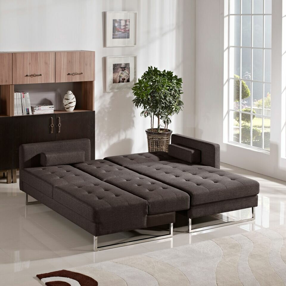 Opus Convertible Chaise Sectional