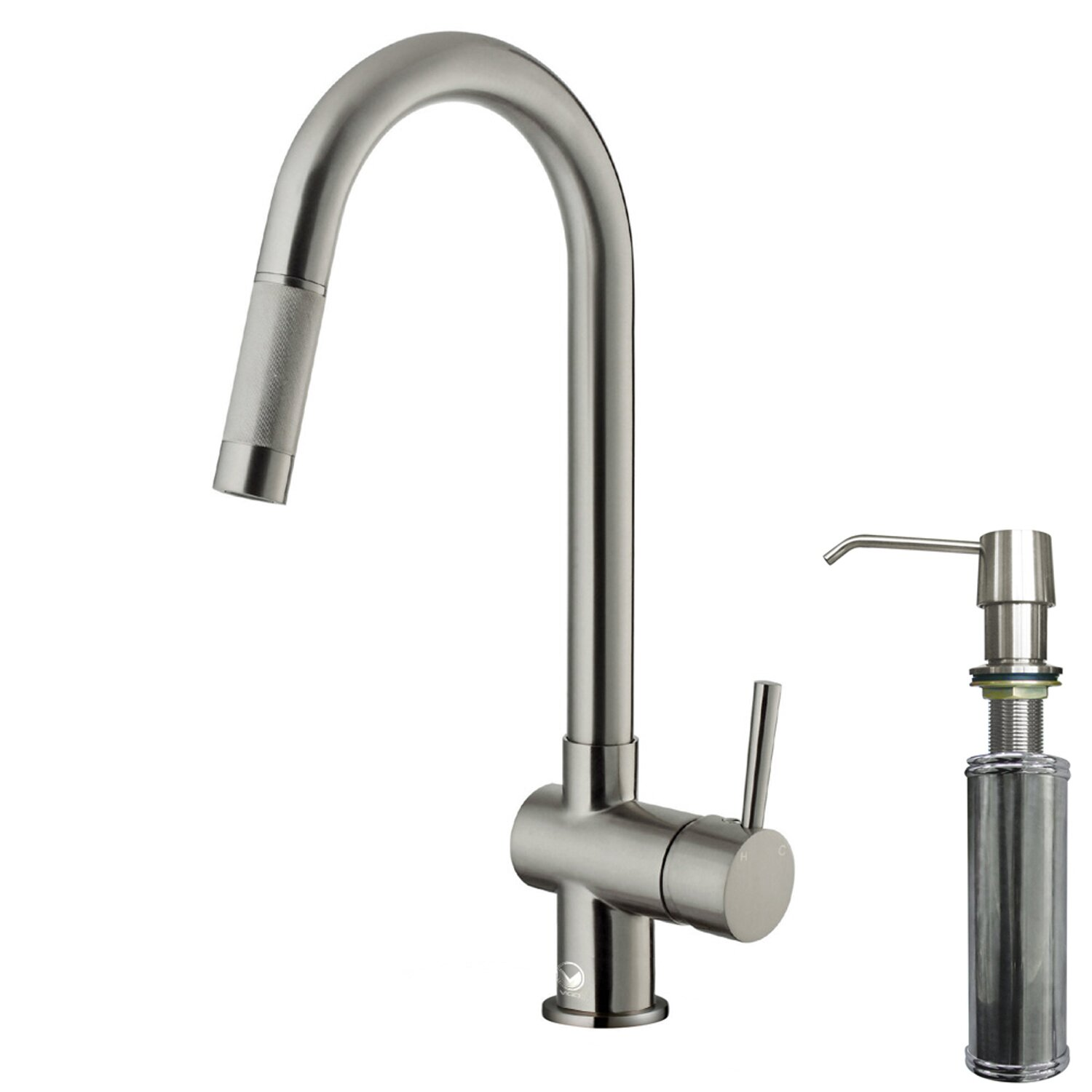Gramercy Single Handle Pull Down Kitchen Faucet