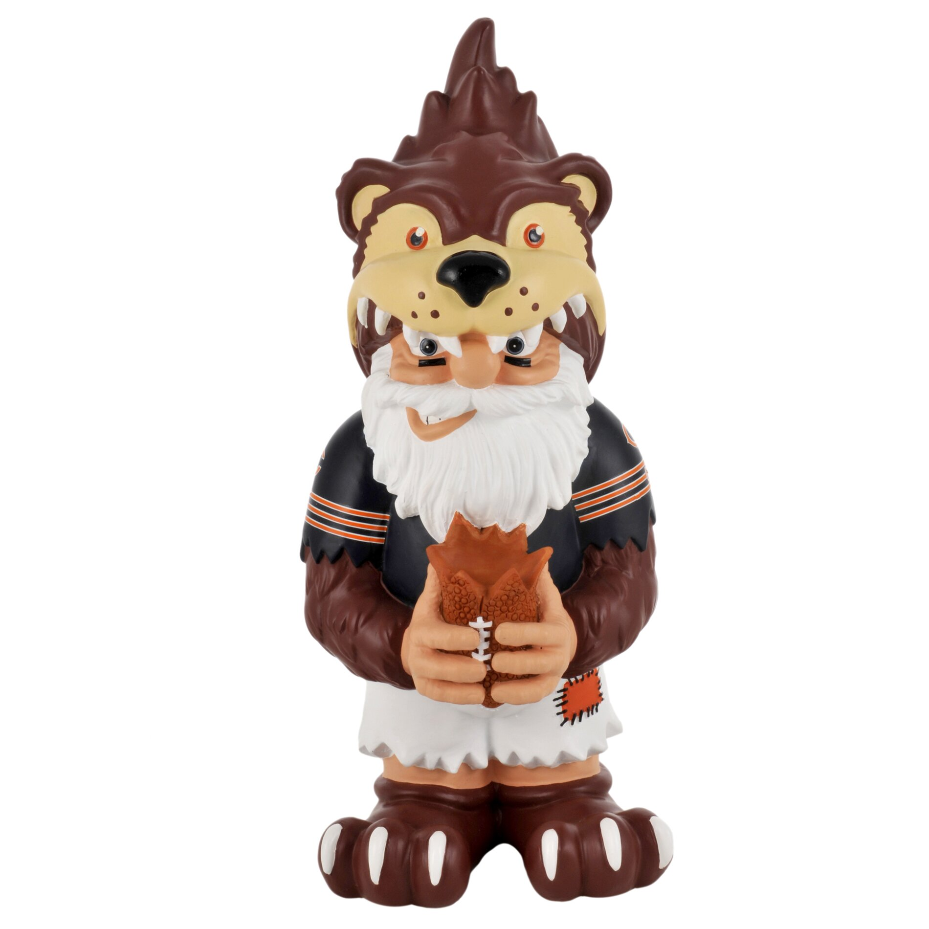 Team Beans NFL Thematic Gnome Statue & Reviews | Wayfair