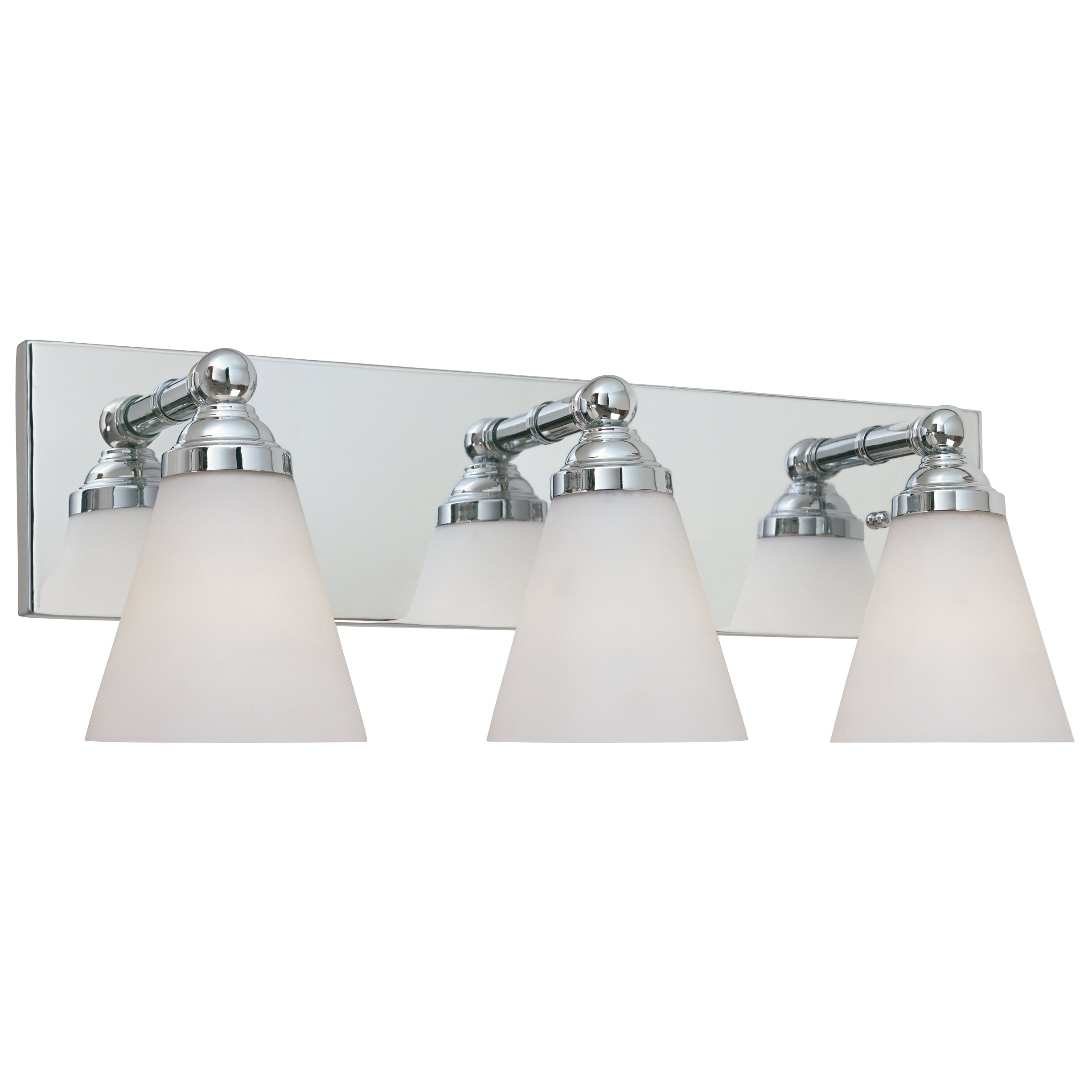 Designers Fountain Hudson 3 Light Vanity Light Reviews Wayfair
