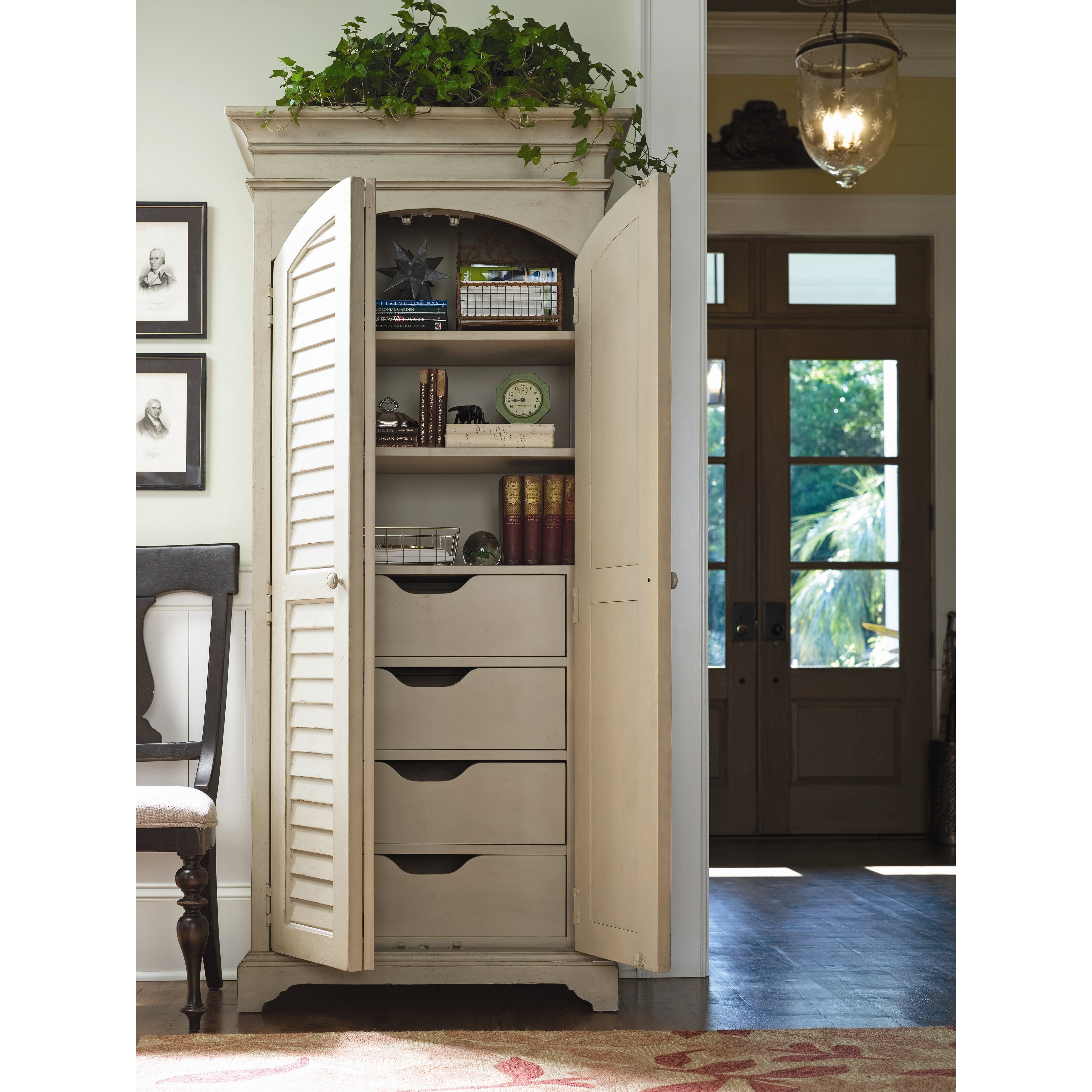 Home Depot Cabinets Review: Paula Deen Home Savannah Utility Storage Cabinet & Reviews