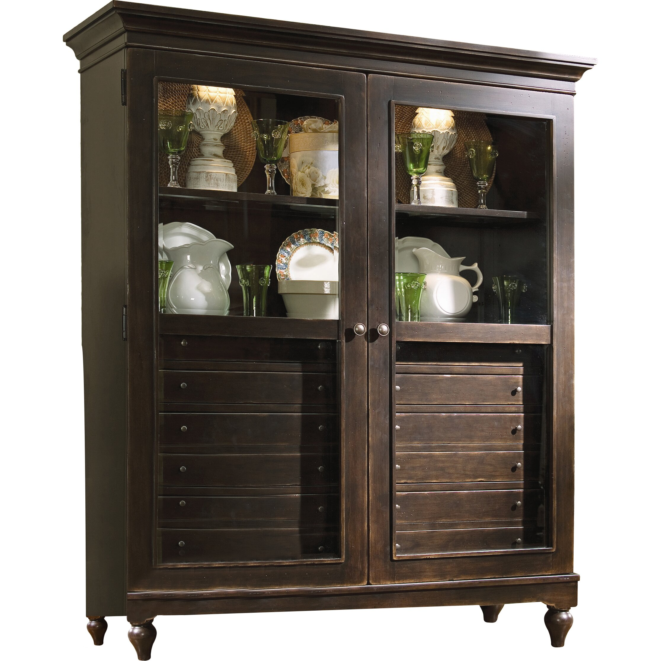 Paula Deen Home The Bag Lady S China Cabinet Amp Reviews