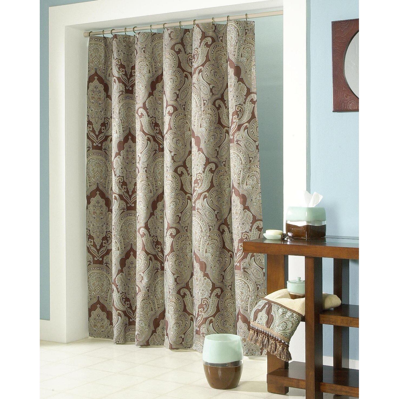 croscill home fashions royalton shower curtain