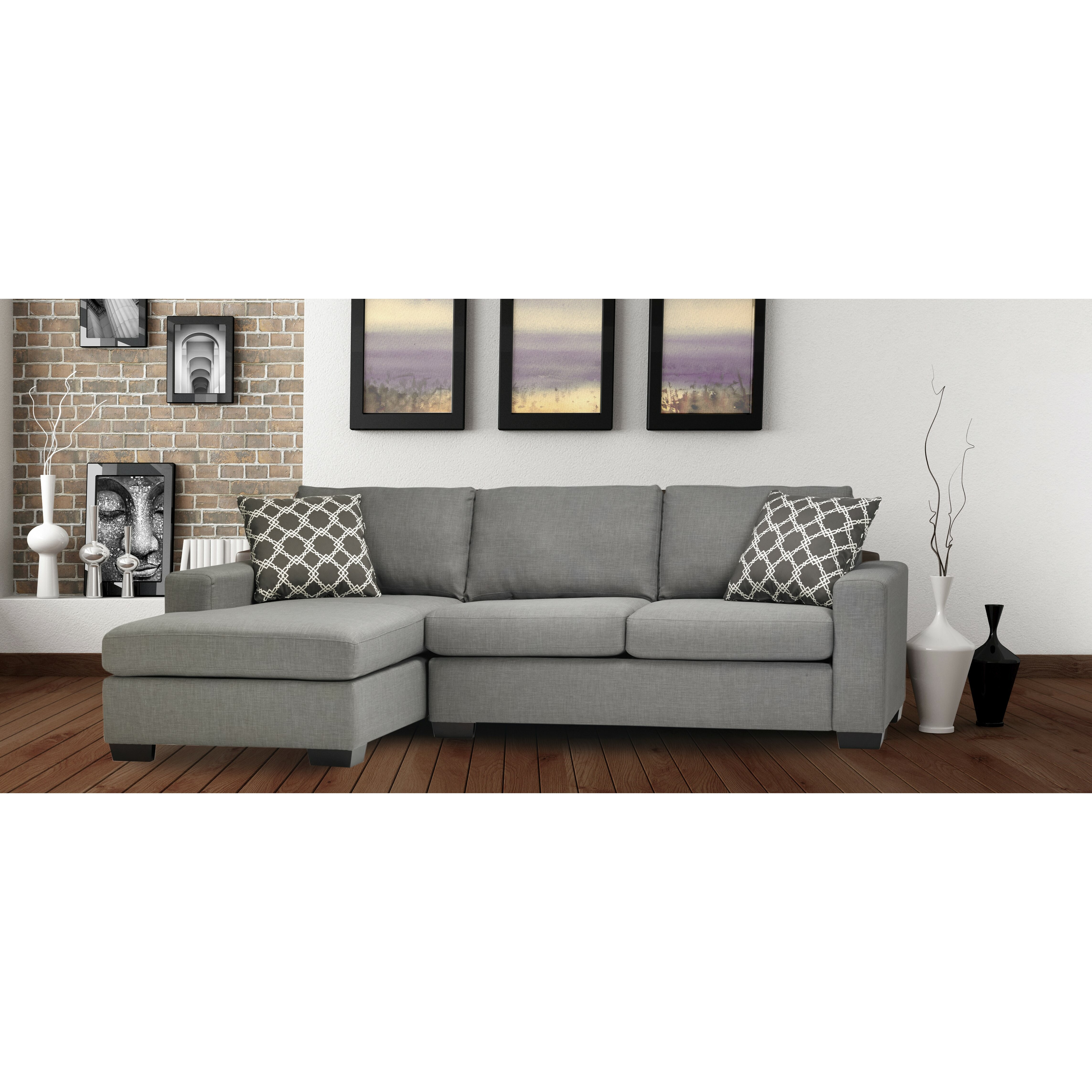 Mimi Sectional With Double Sofa