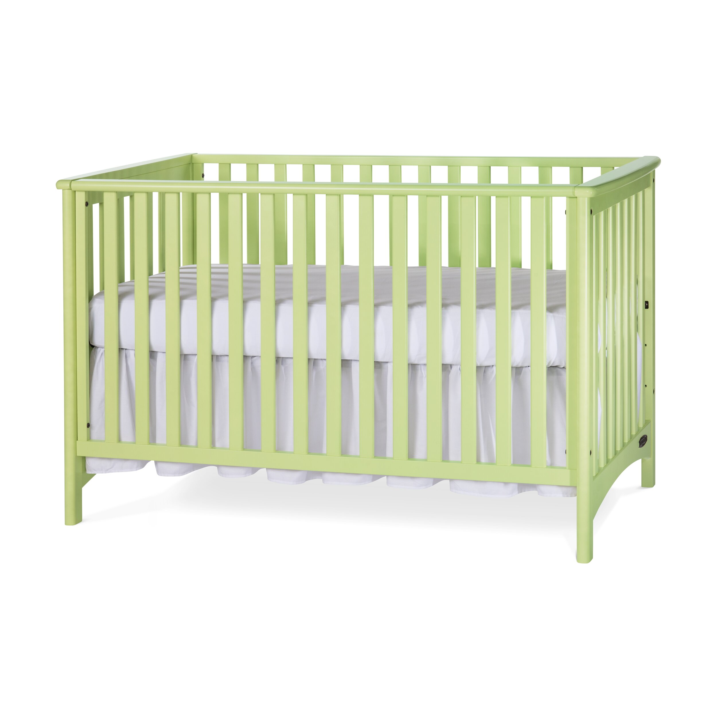 London stationary 3 in 1 convertible crib wayfair for Child craft soho crib natural