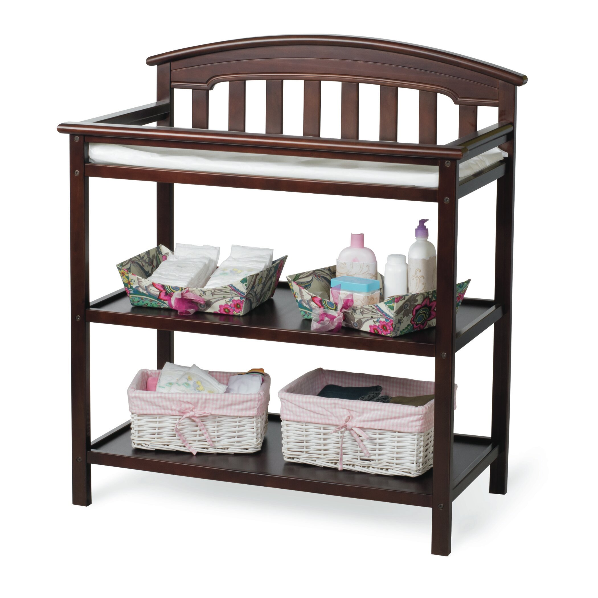 Stanford changing table wayfair for Child craft changing table