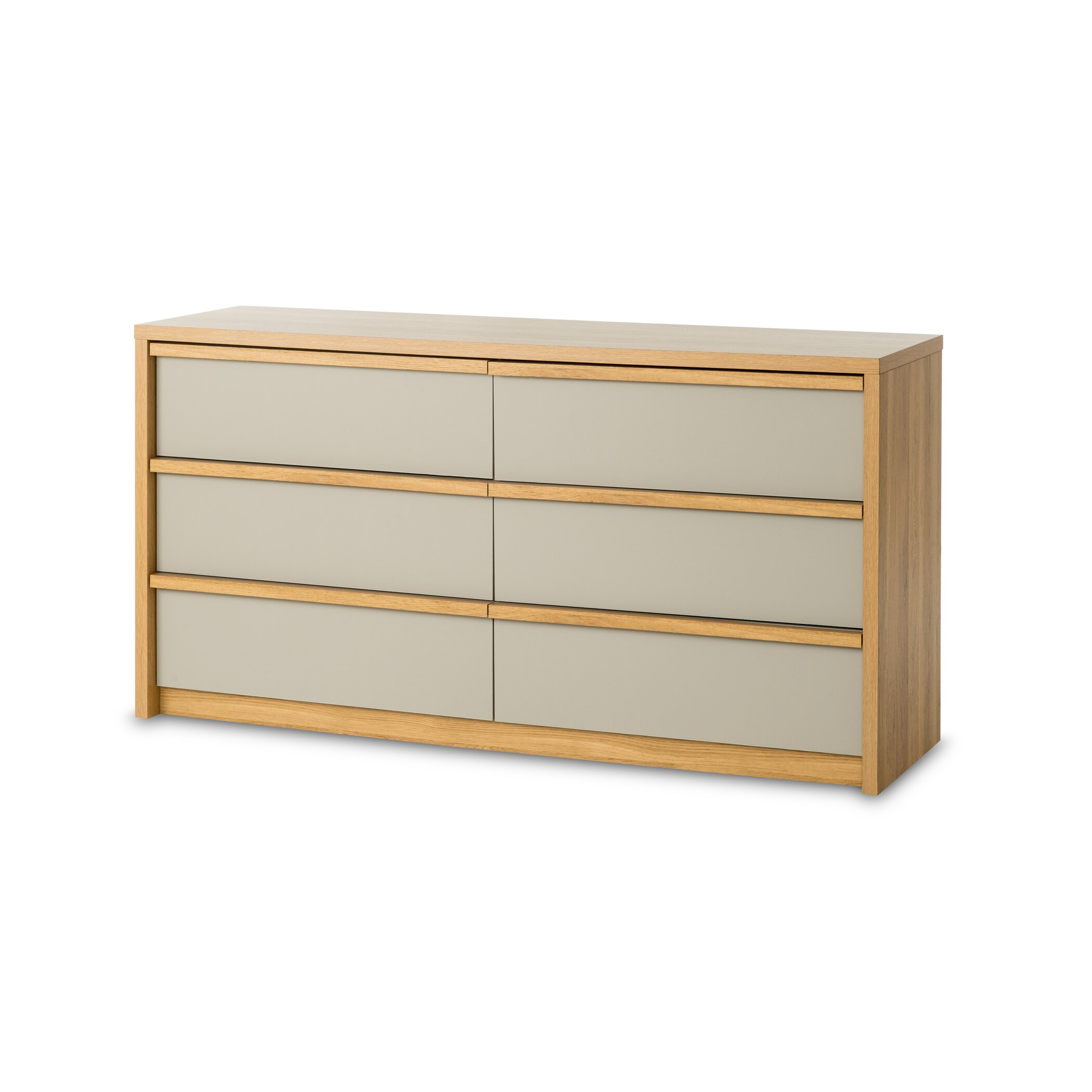 Child craft loft 6 drawer dresser reviews wayfair for Ready to assemble bedroom furniture