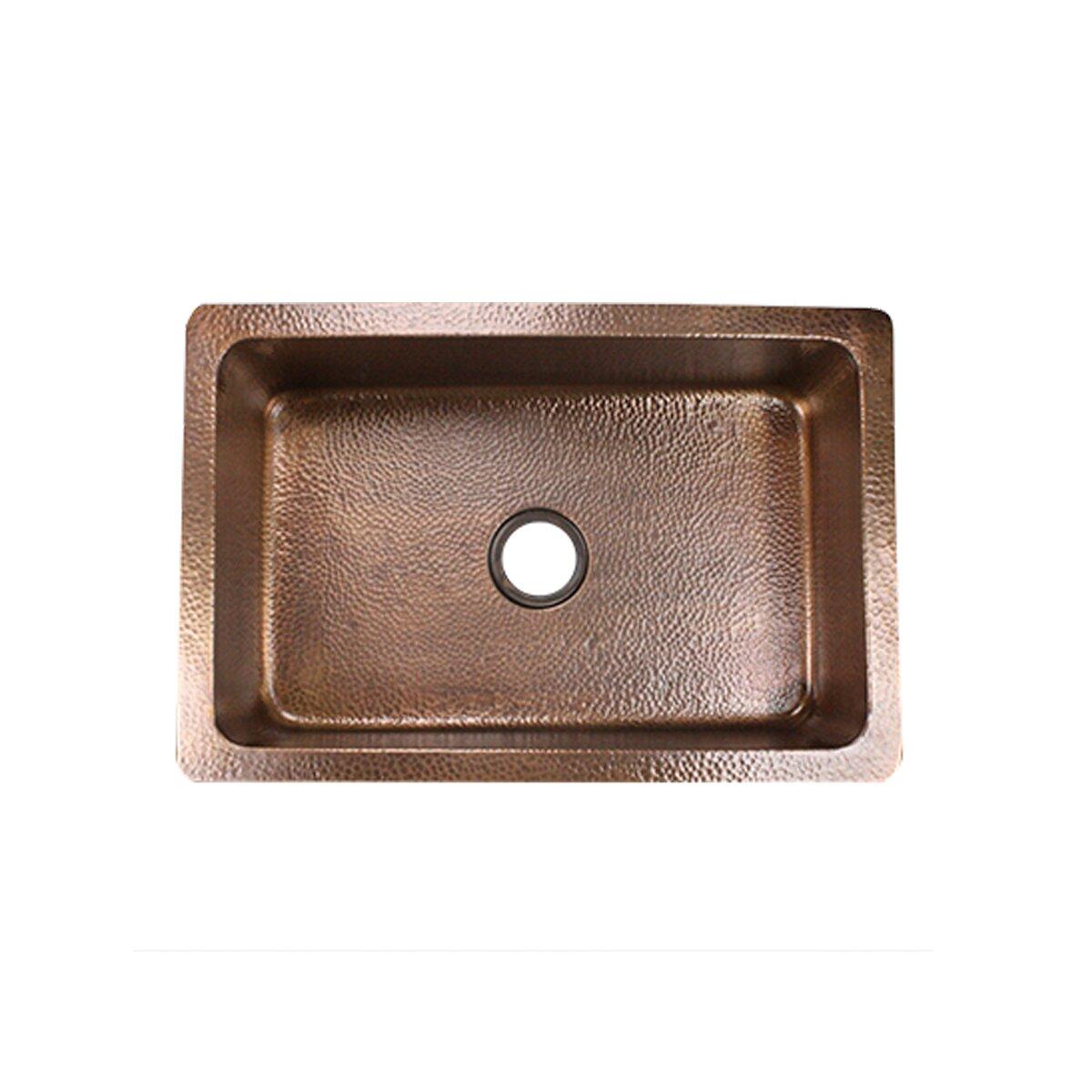 30 X 20 Undermount Kitchen Sink Wayfair