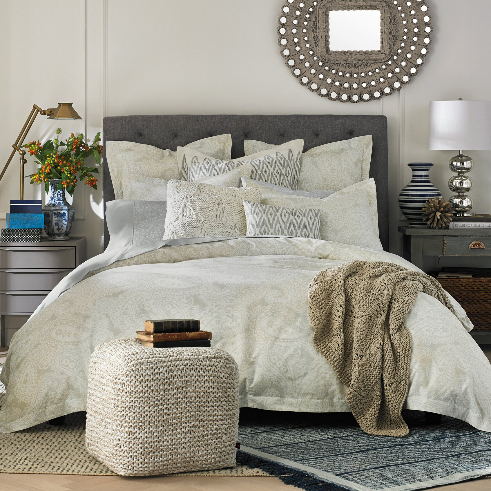 Mission Paisley Bedding Collection Wayfair