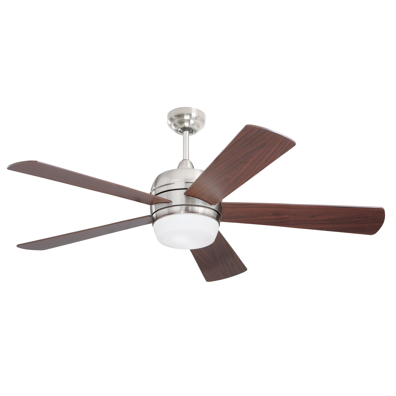 Ceiling Fans With Lights Wayfair : Quot atomical blade ceiling fan wayfair