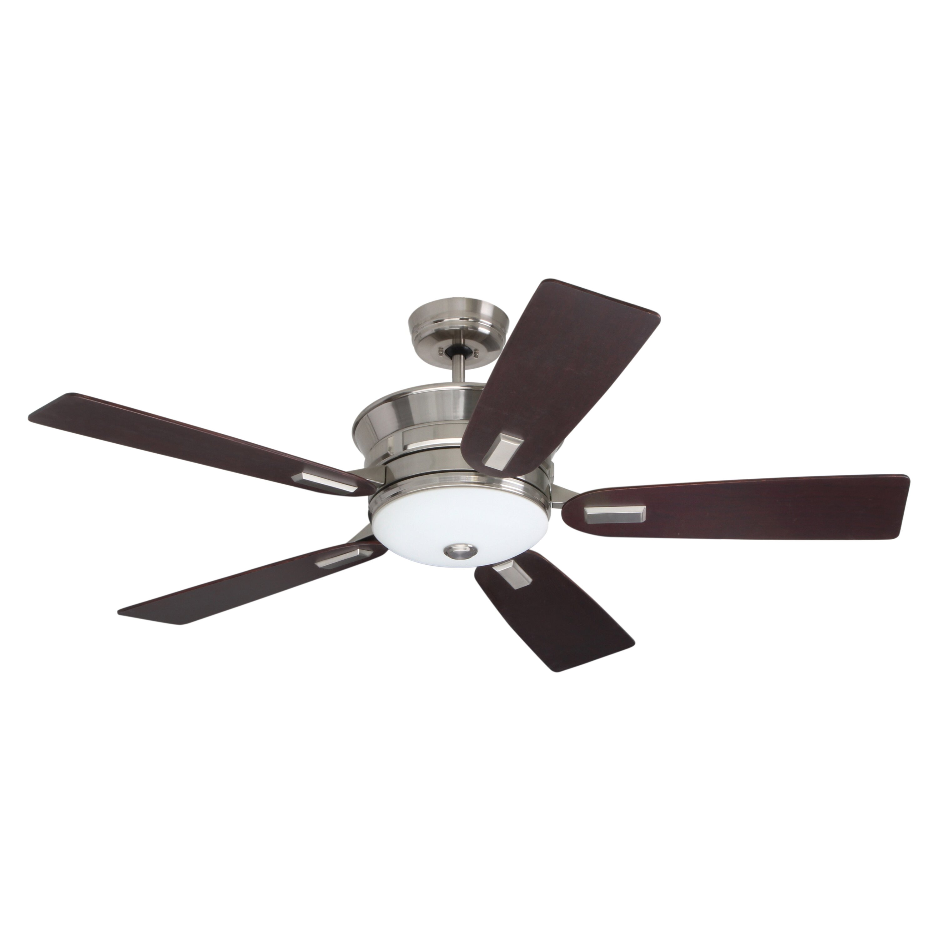 """Large Ceiling Fans For High Ceilings Australia: 52"""" Transitional Highgrove 5 Blade Ceiling Fan"""