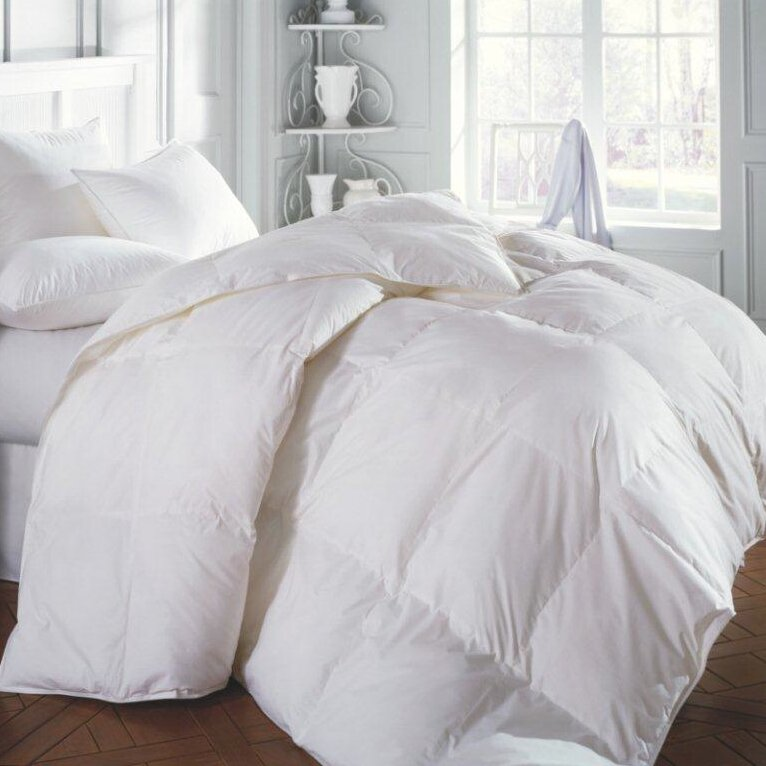 downright sierra comforel lightweight down alternative comforter reviews wayfair. Black Bedroom Furniture Sets. Home Design Ideas