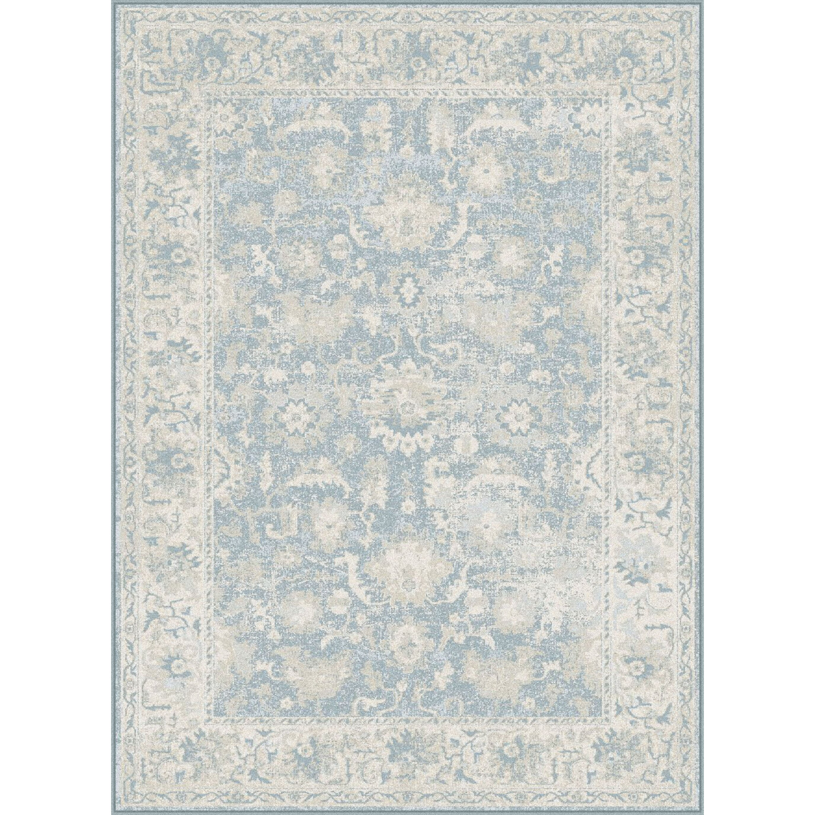 Ambiance Light Blue Area Rug Wayfair