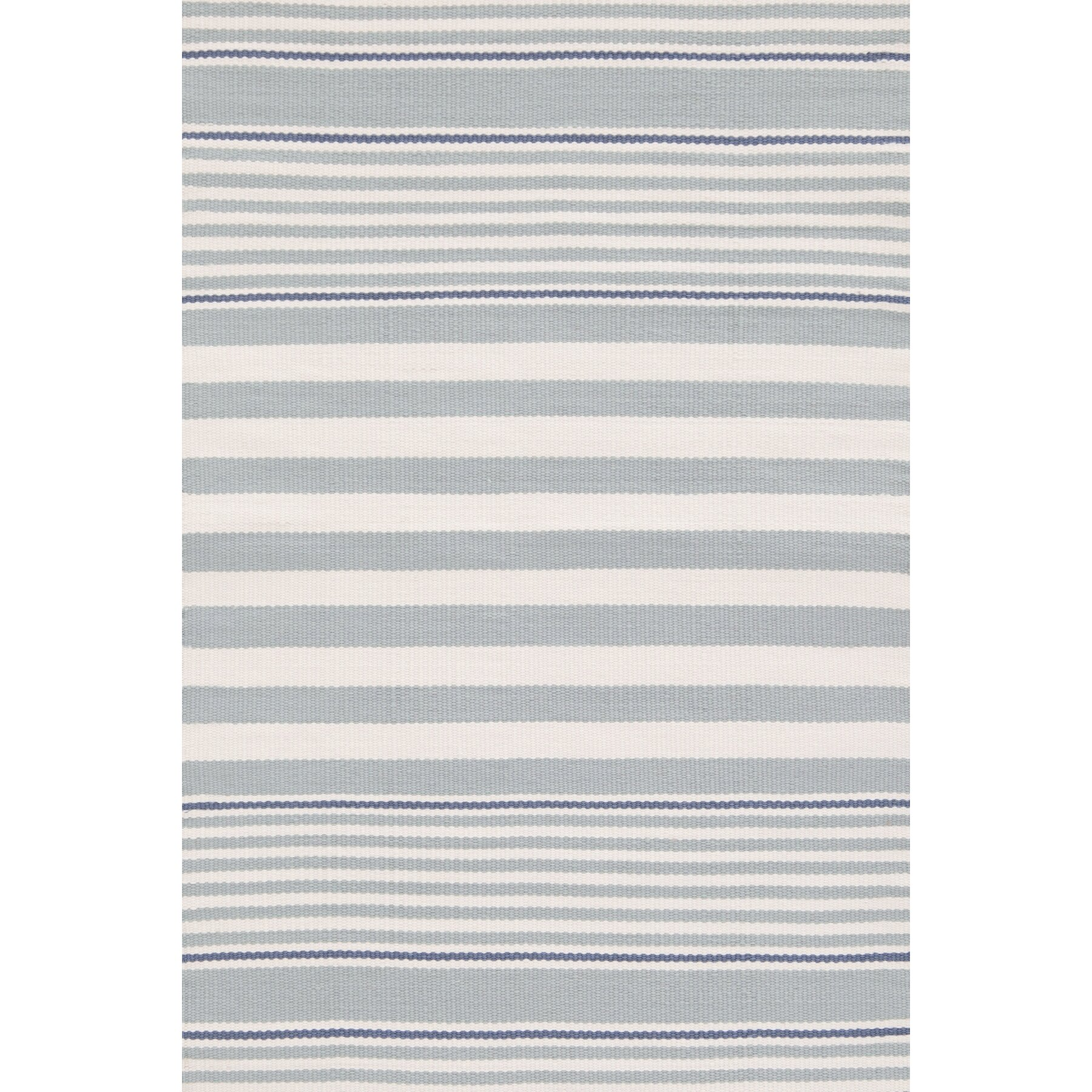 Dash and Albert Rugs Indoor Outdoor Blue White Outdoor