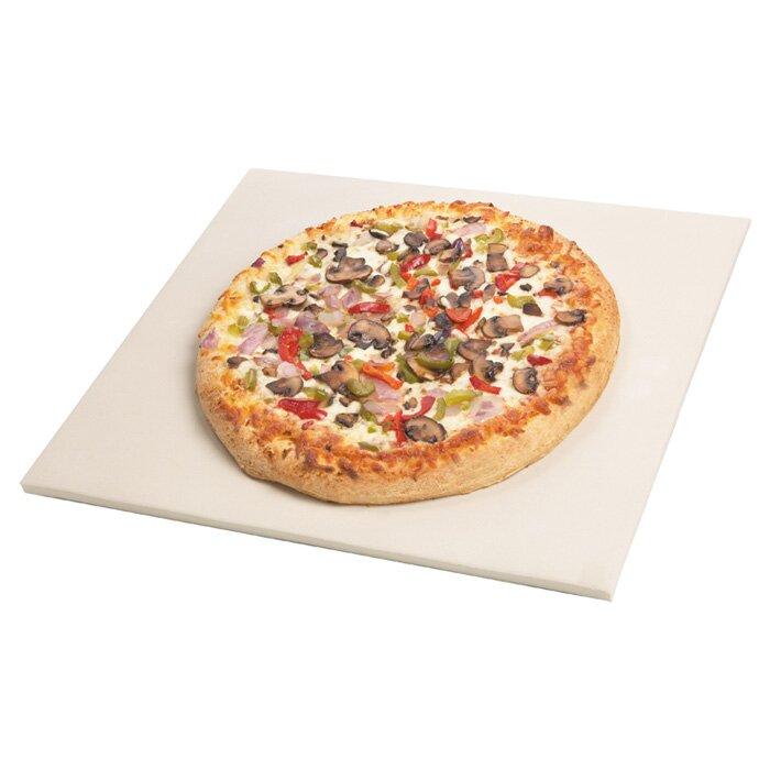 Rectangle Pizza Stones : Square pizza stone wayfair