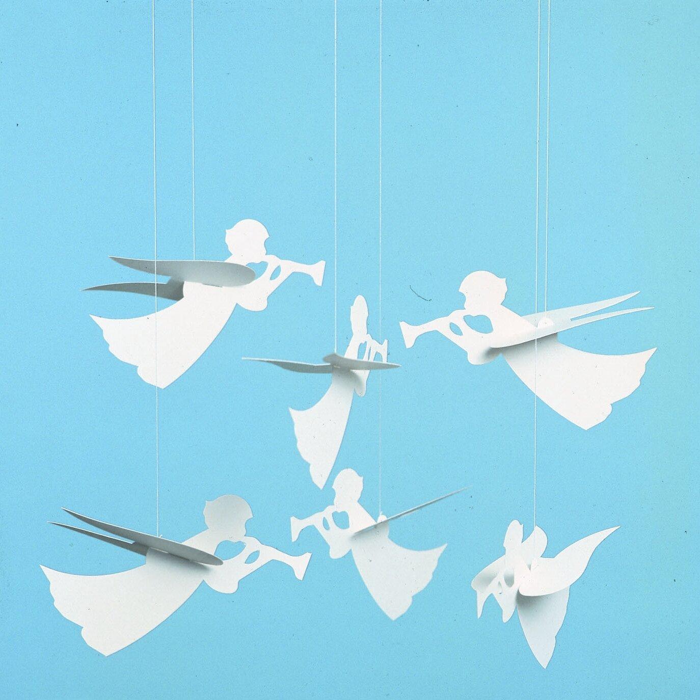 Christmas angel mobile wayfair - Flensted mobiles ...