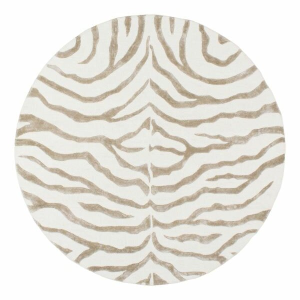 NuLOOM Earth Soft Zebra Gray Area Rug & Reviews