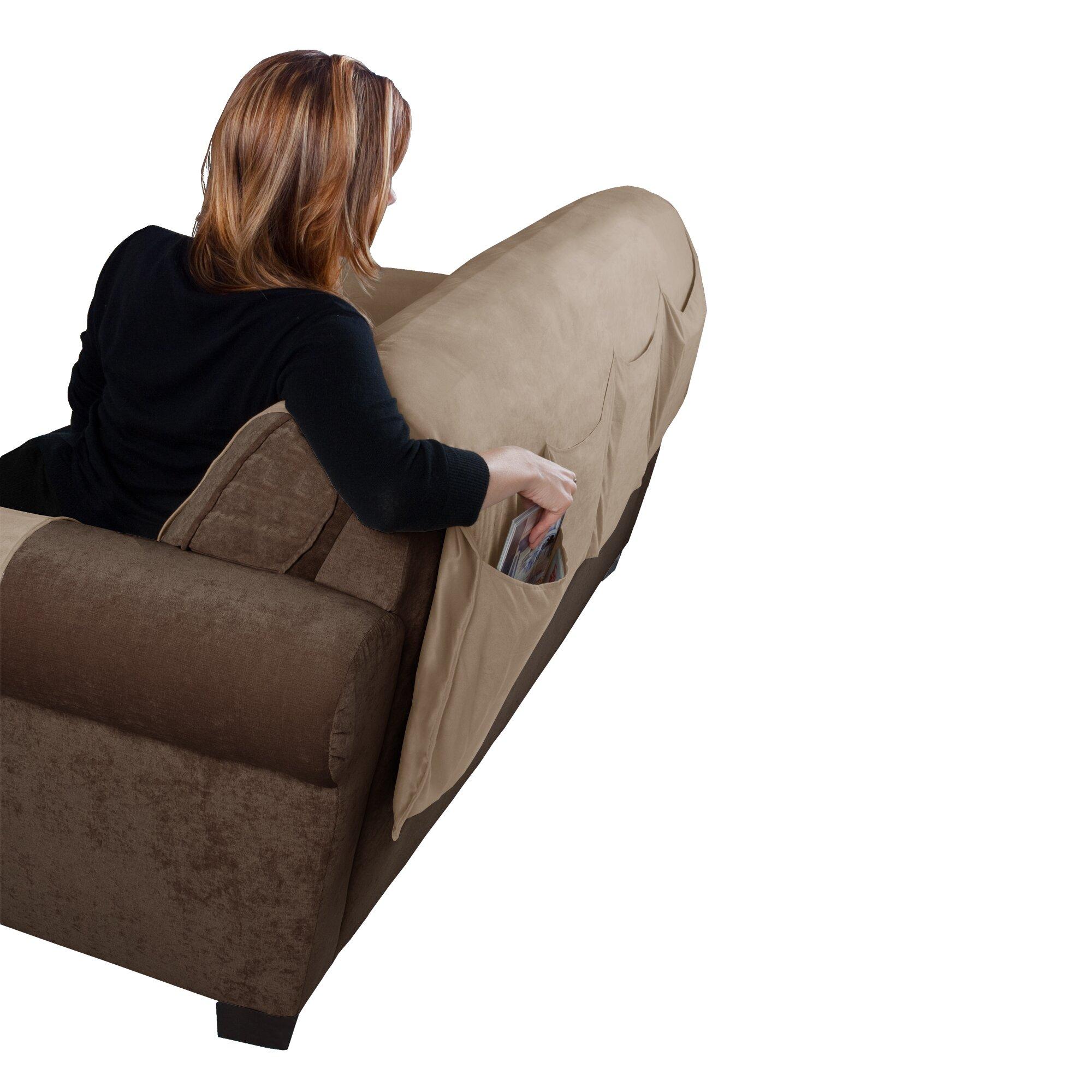 Maytex 3 Piece Sofa Pet Furniture Cover Set & Reviews