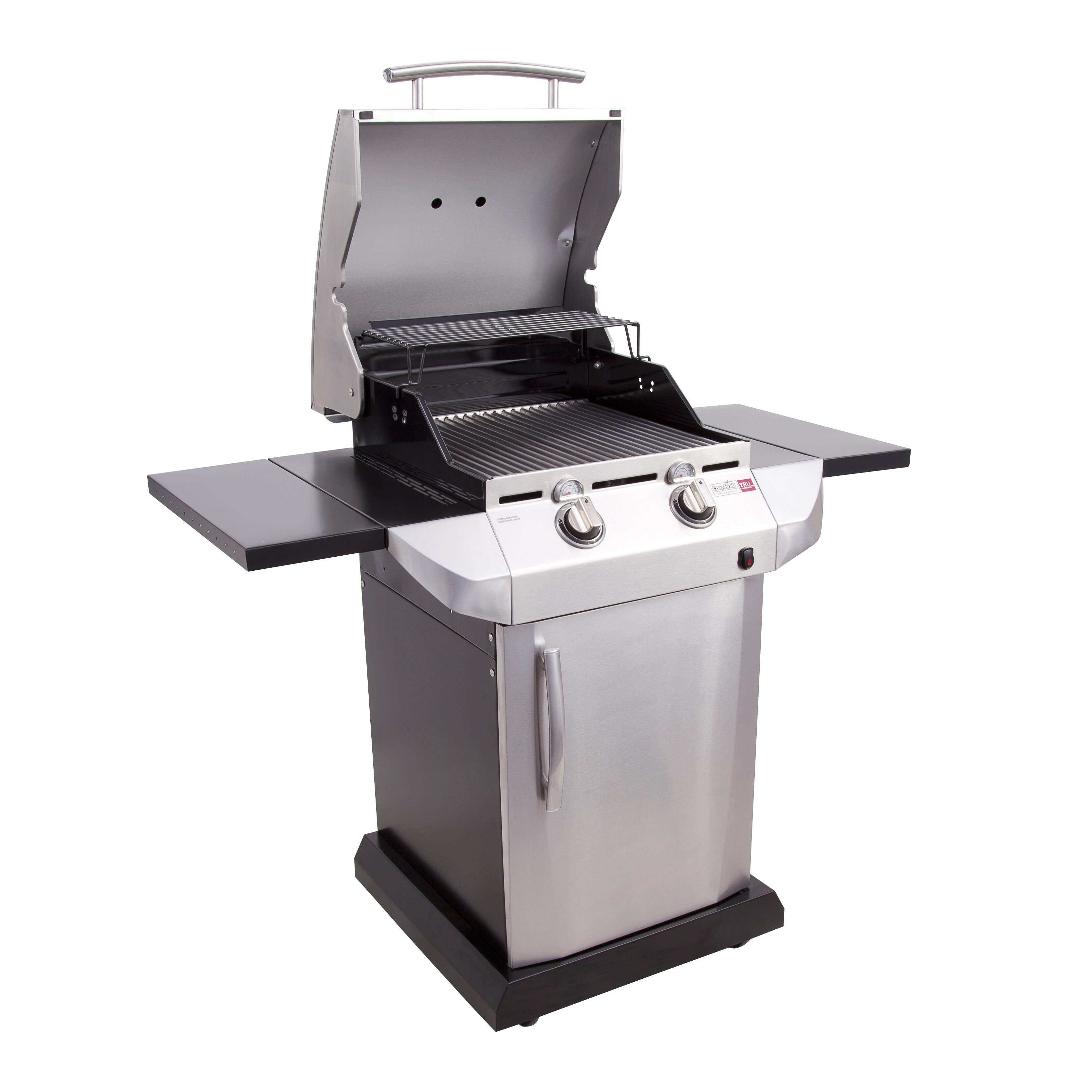 TRU-Infrared Performance 2 Burner Gas Grill with Storage ...