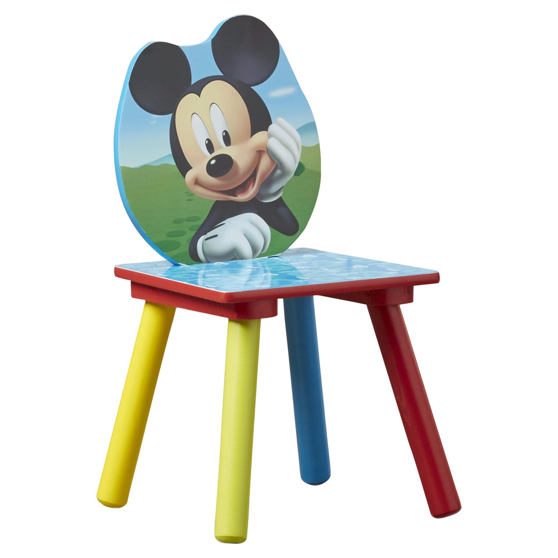 Mickey Mouse Patio Set Crunchymustard