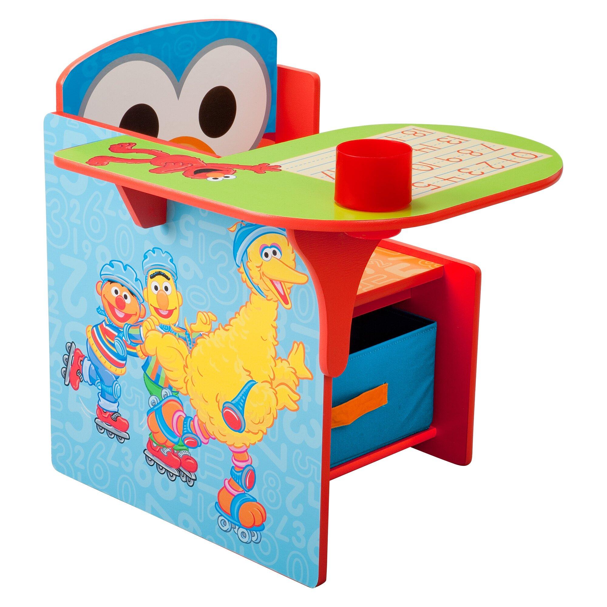 Delta Children Sesame Street Kids Desk Chair Reviews
