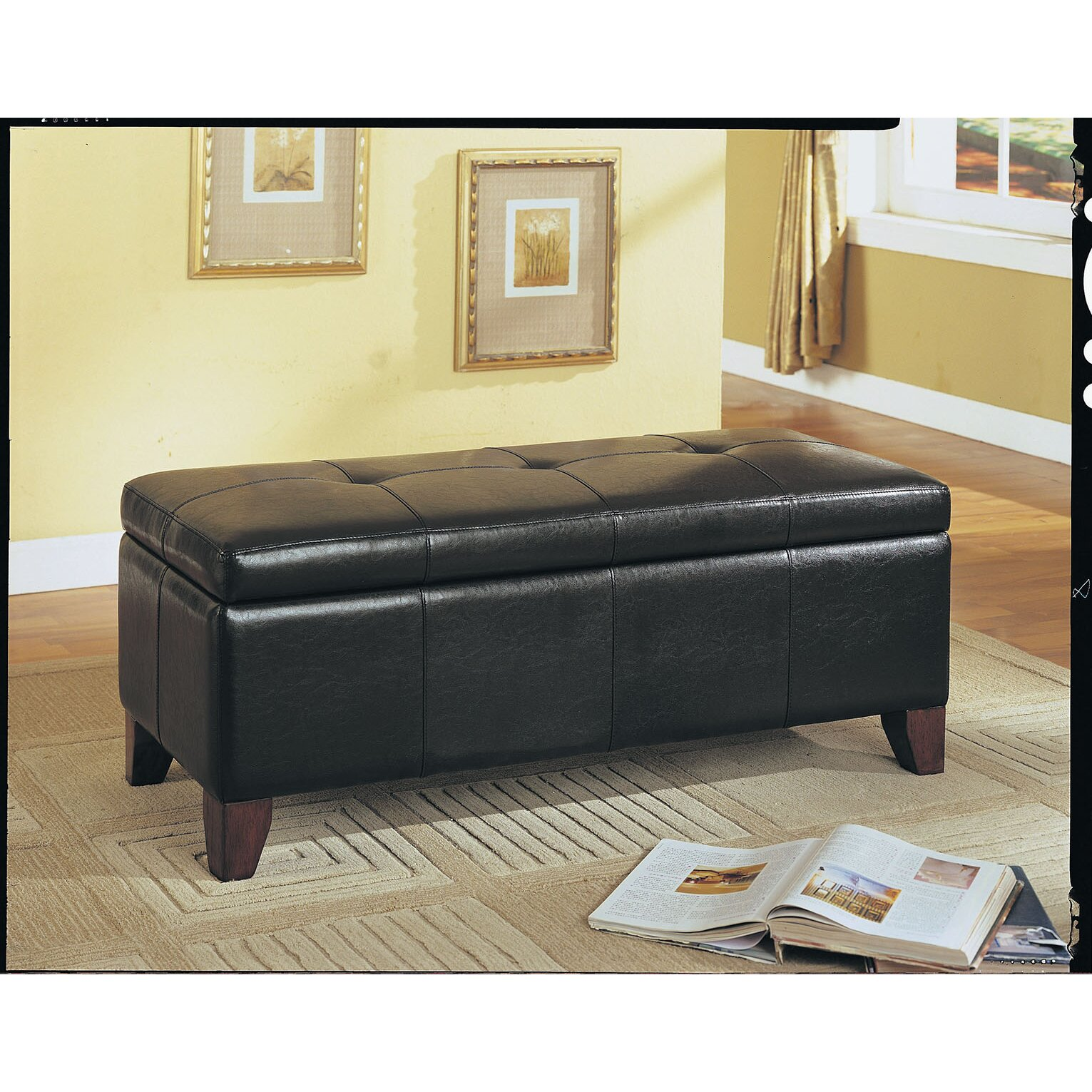 teton upholstered storage bedroom bench wayfair