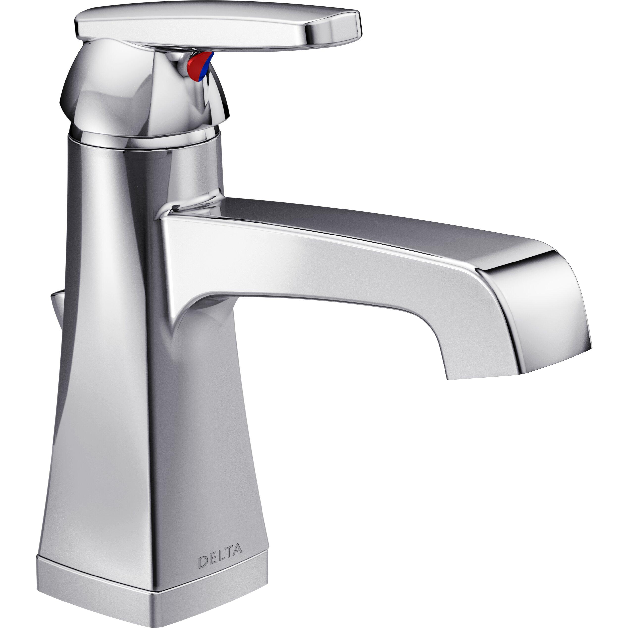 Ashlyn Single Handle Centerset Lavatory Faucet With Drain