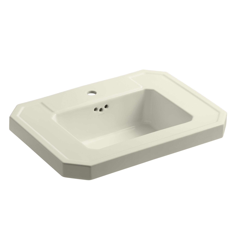 Kathryn Bathroom Sink Basin With Single Faucet Hole Wayfair