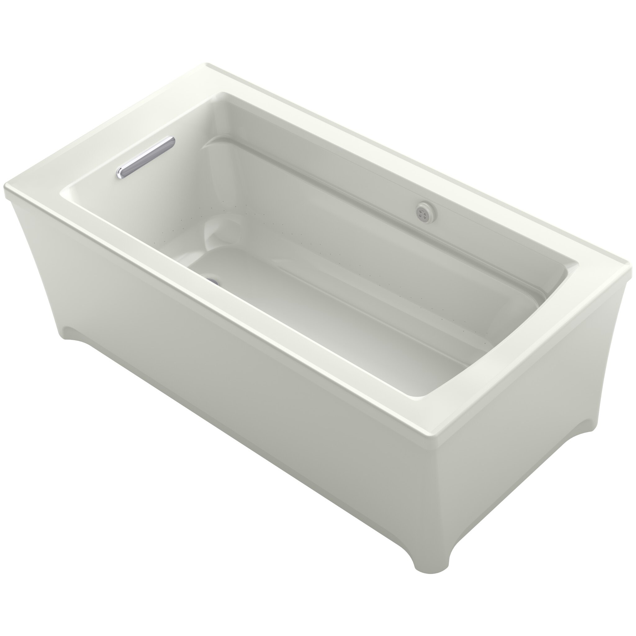 Archer 62 Quot X 32 Quot Bubble Air Massage Tub With Music Wayfair