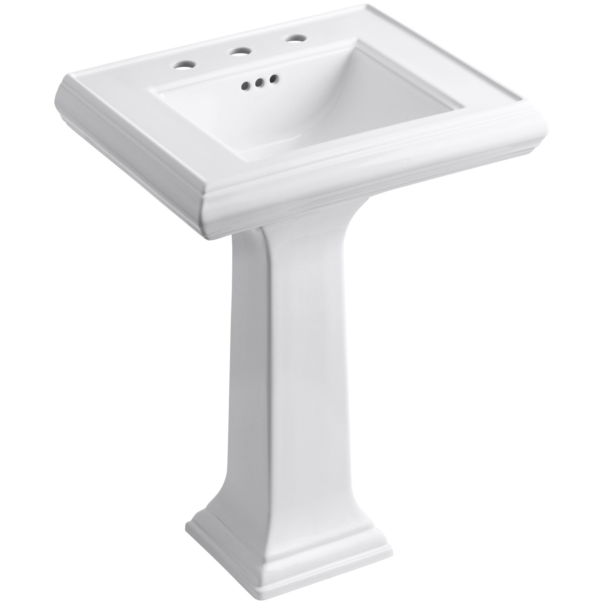 Memoirs Classic 24 Quot Pedestal Bathroom Sink With 8