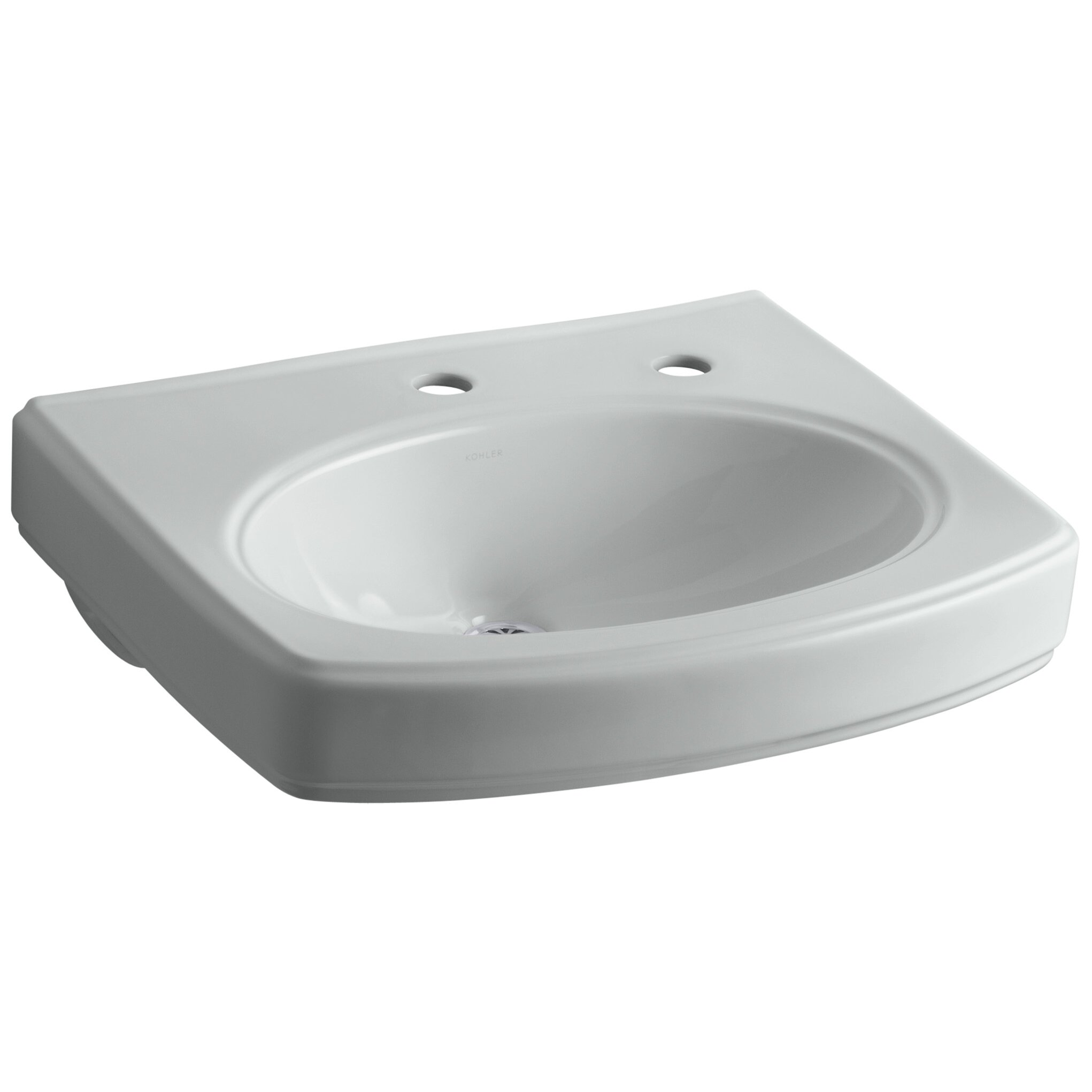 Pinoir Bathroom Sink Basin With Single Faucet Hole And Right Hand Soap Lotion Dispenser Wayfair